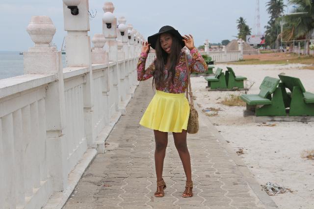 Hello from Port Gentil, Gabon