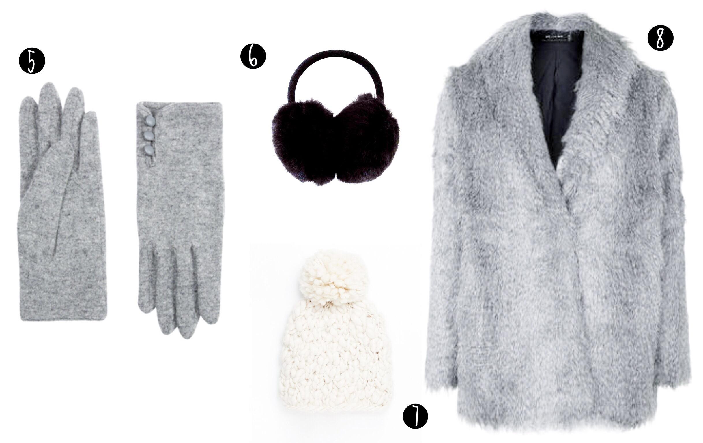 Trysha Gaba - Shopping list hiver 2