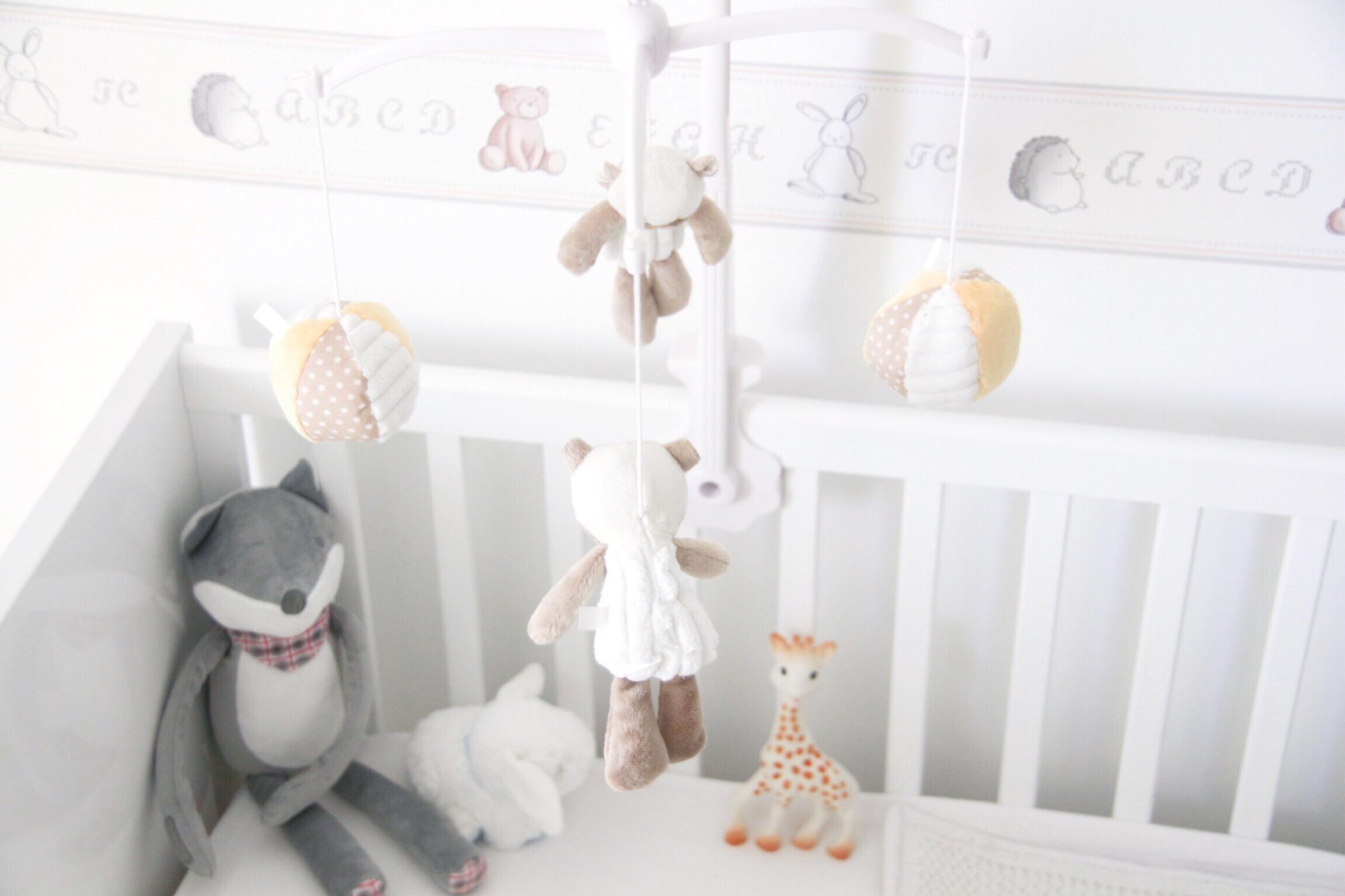 Trysha Gaba - Chambre de bébé 3