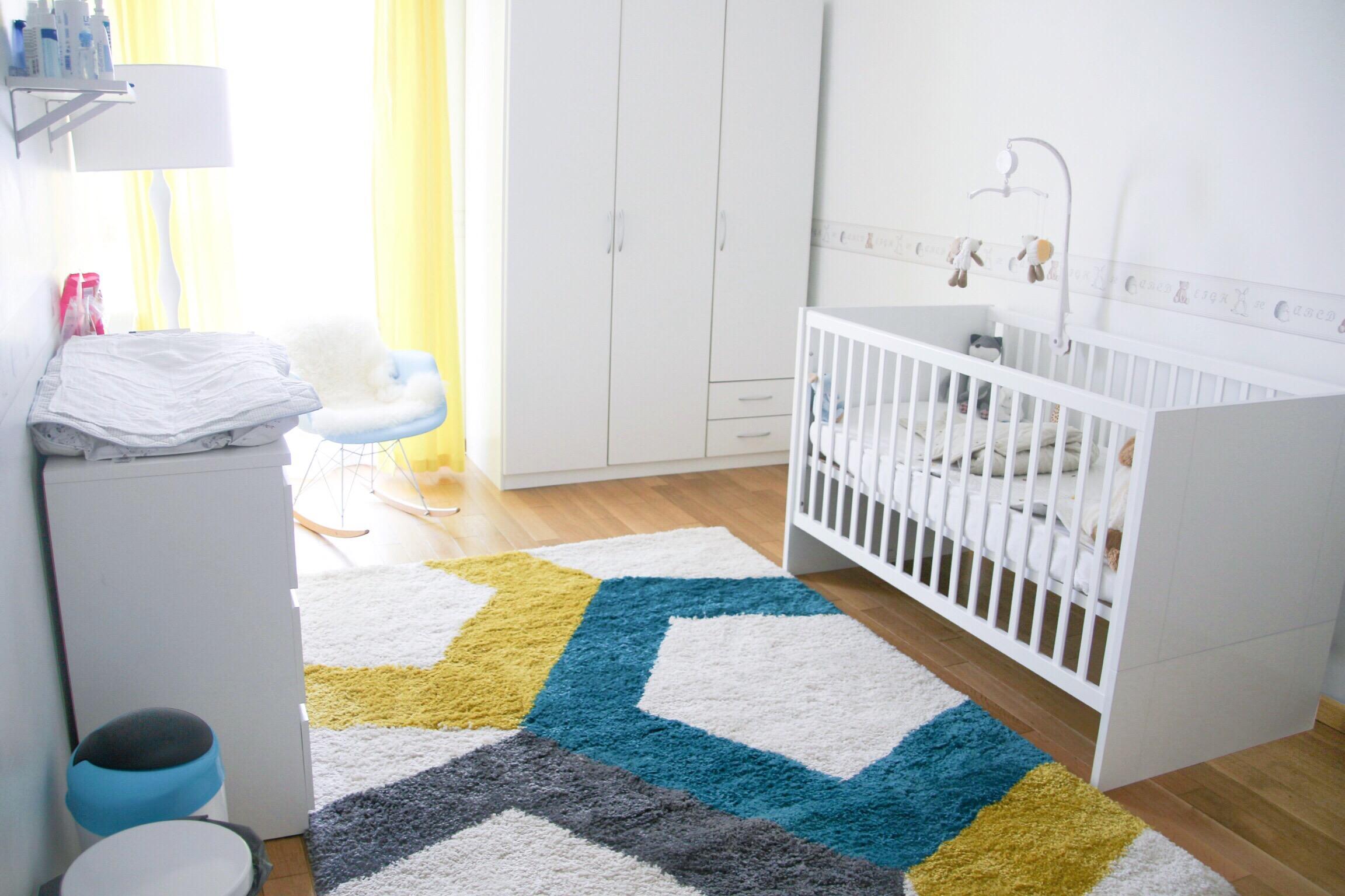 Trysha Gaba - Chambre de bébé 1