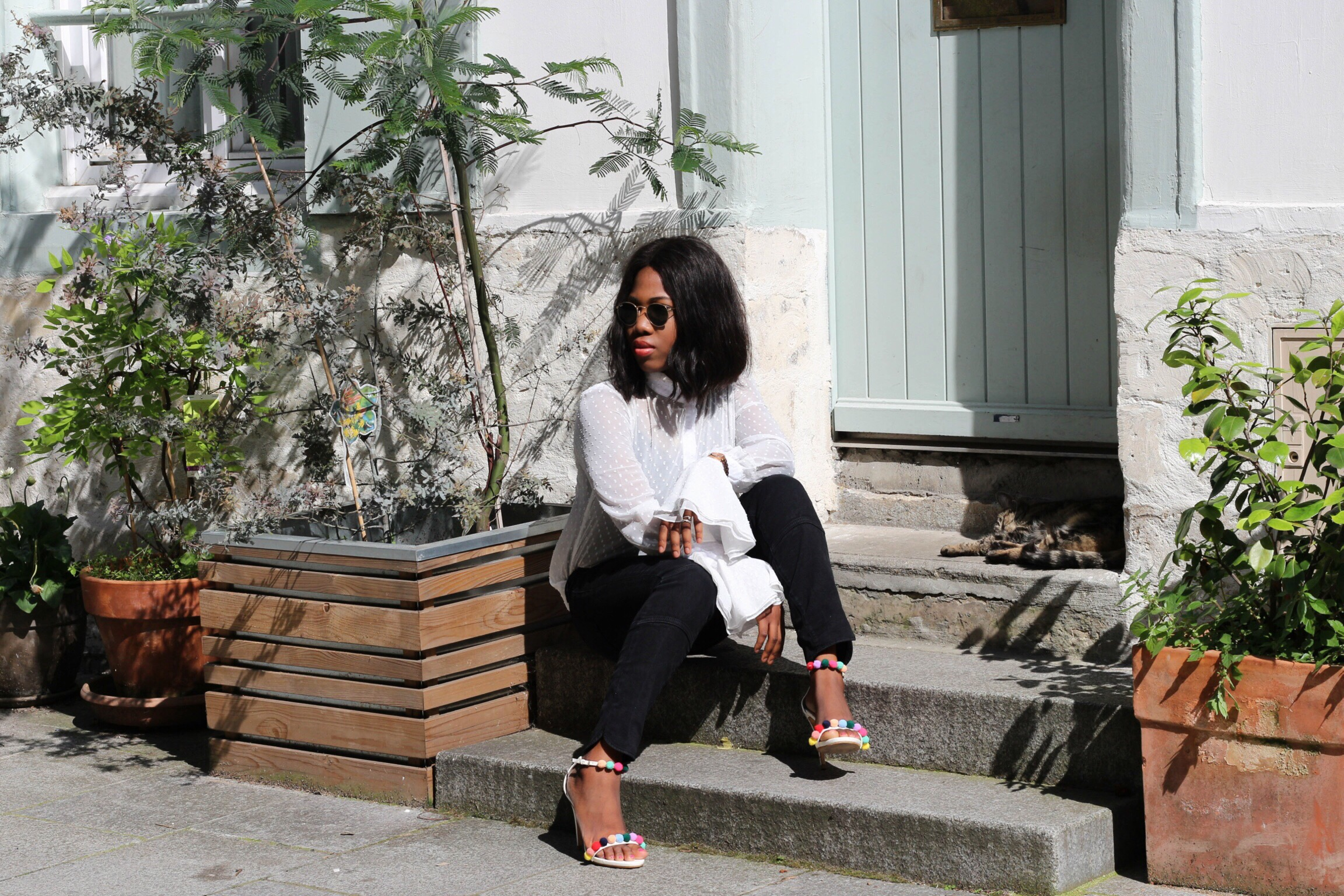 Trysha Gaba - Rue Crémieux 9