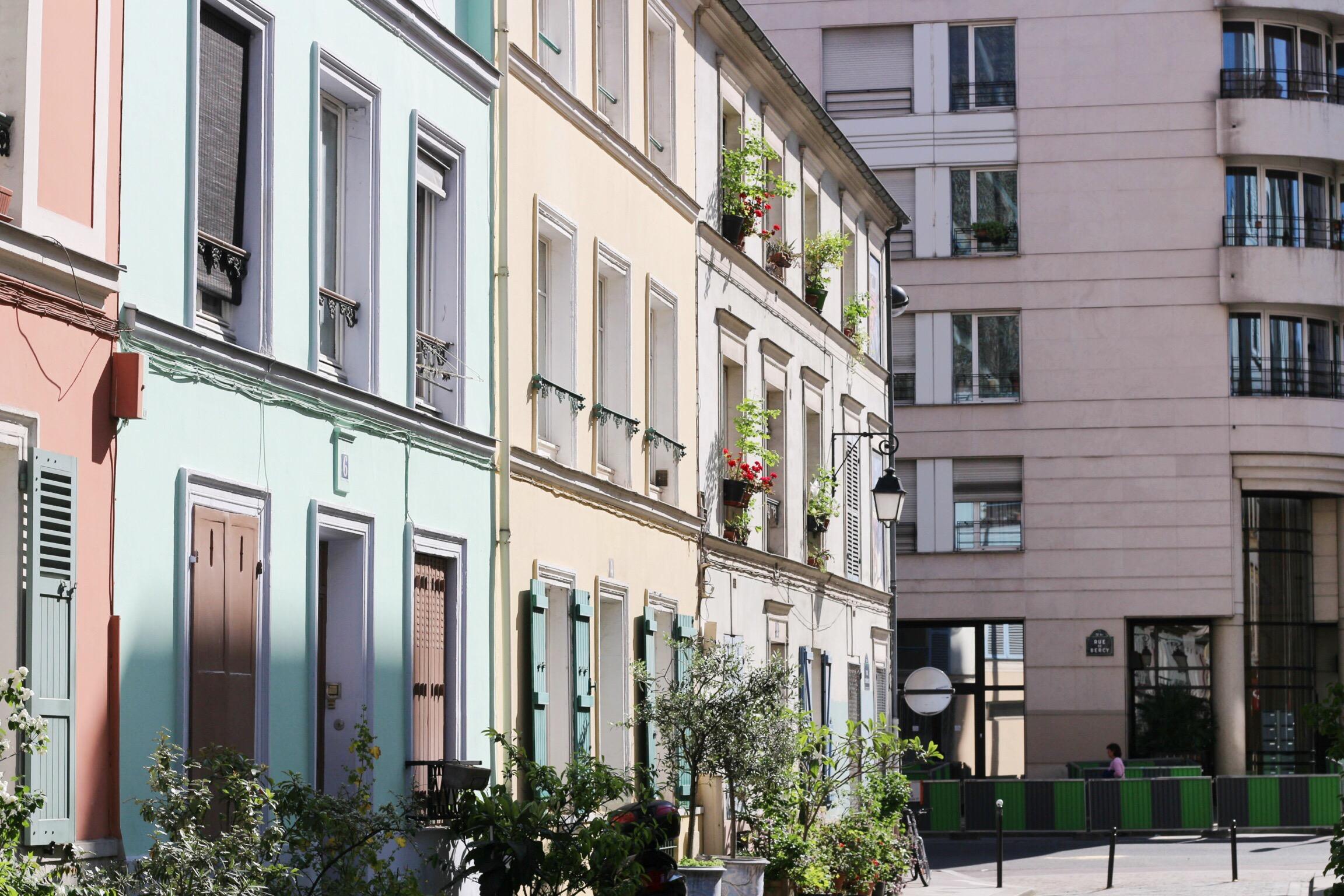 Trysha Gaba - Rue Crémieux 7
