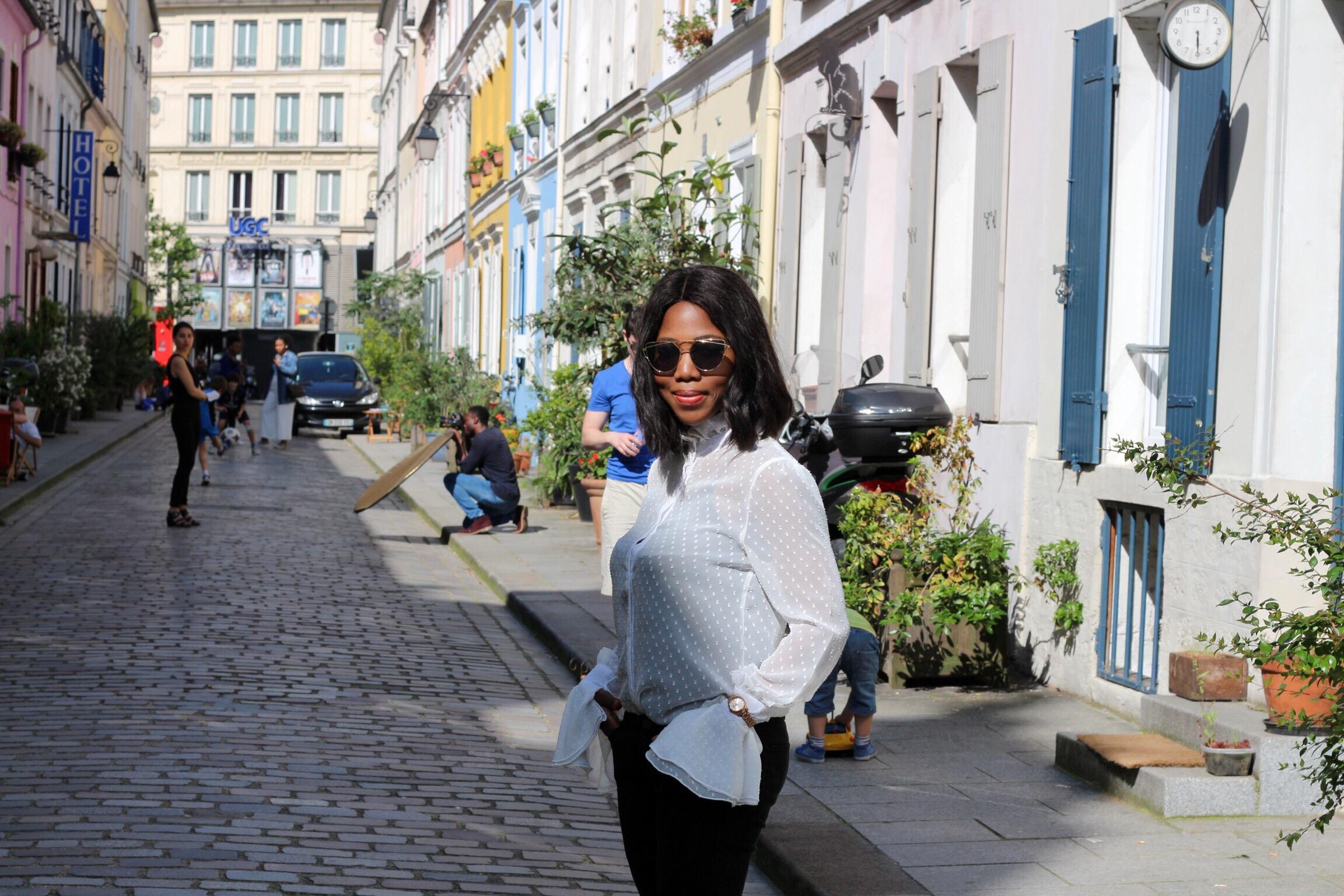 Trysha Gaba - Rue Crémieux 10