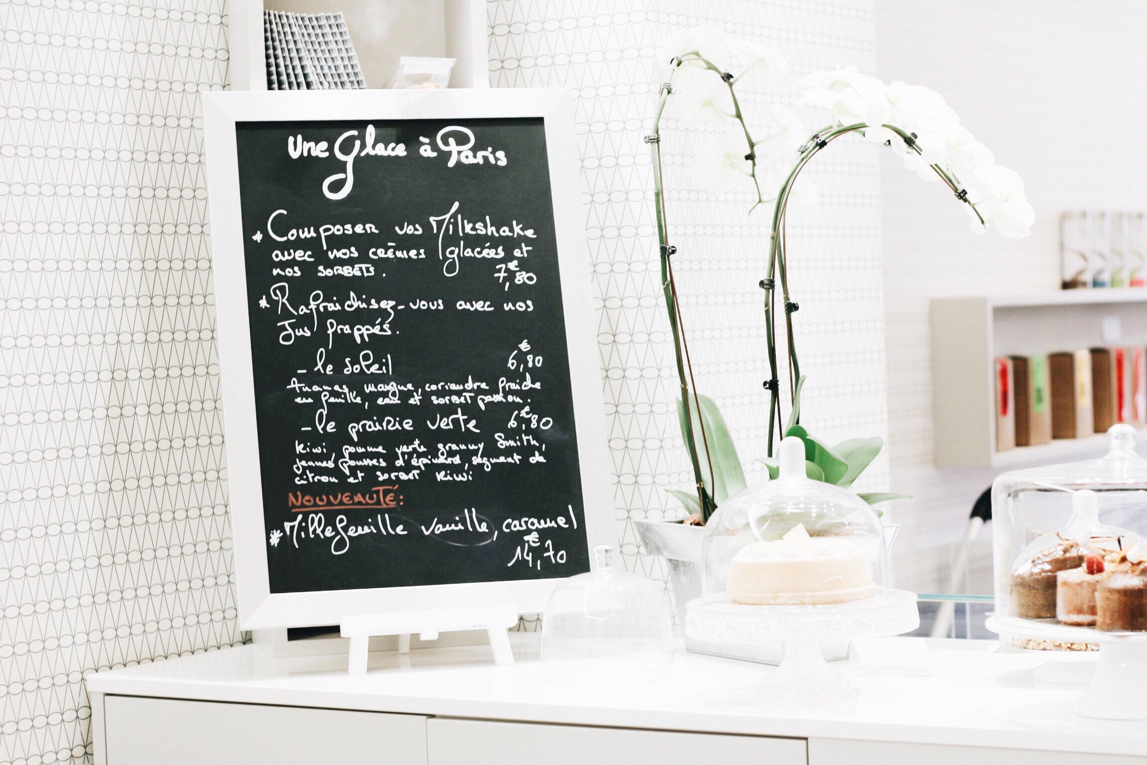 Trysha Gaba - Une glace à Paris 7