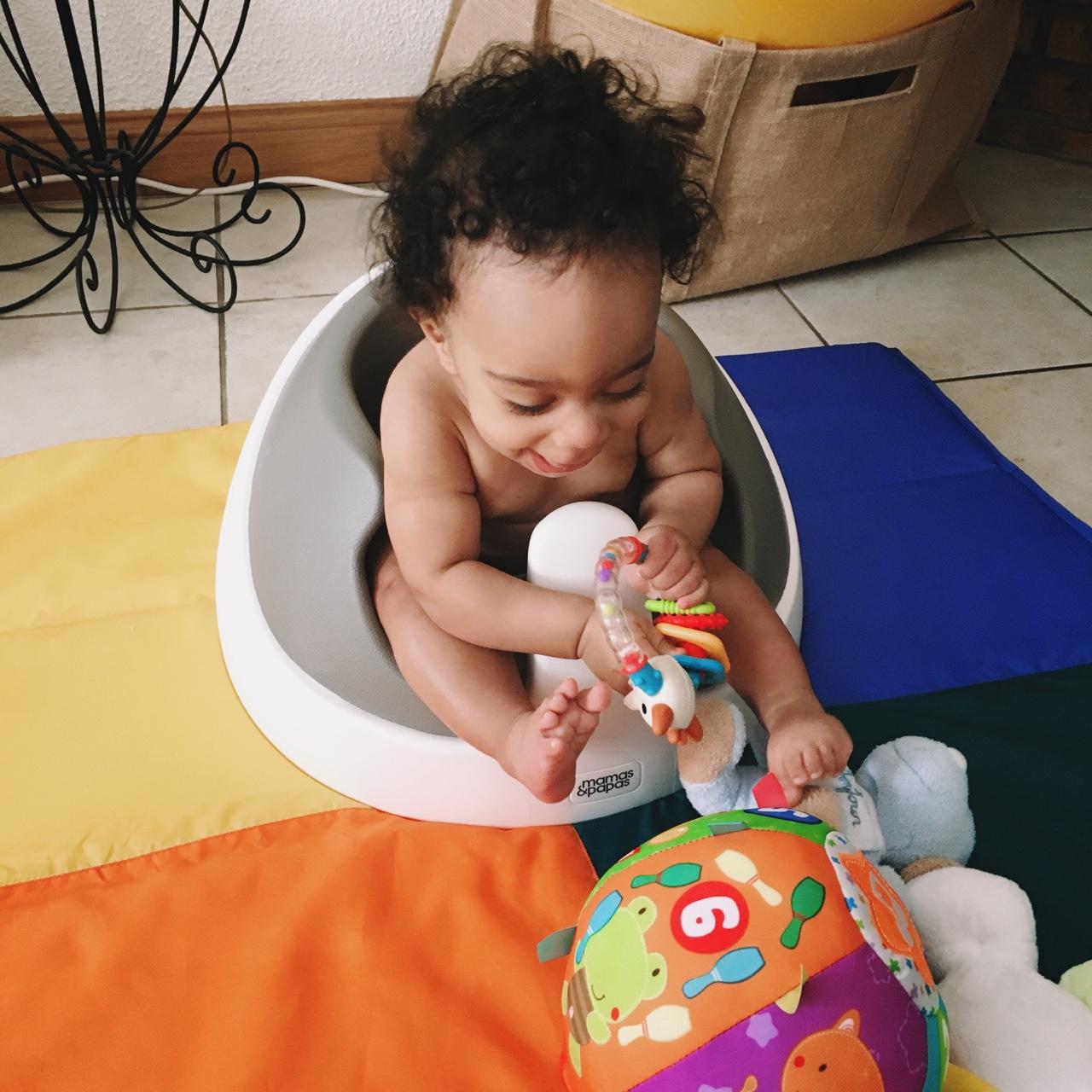 Trysha Gaba - Mon bébé 3