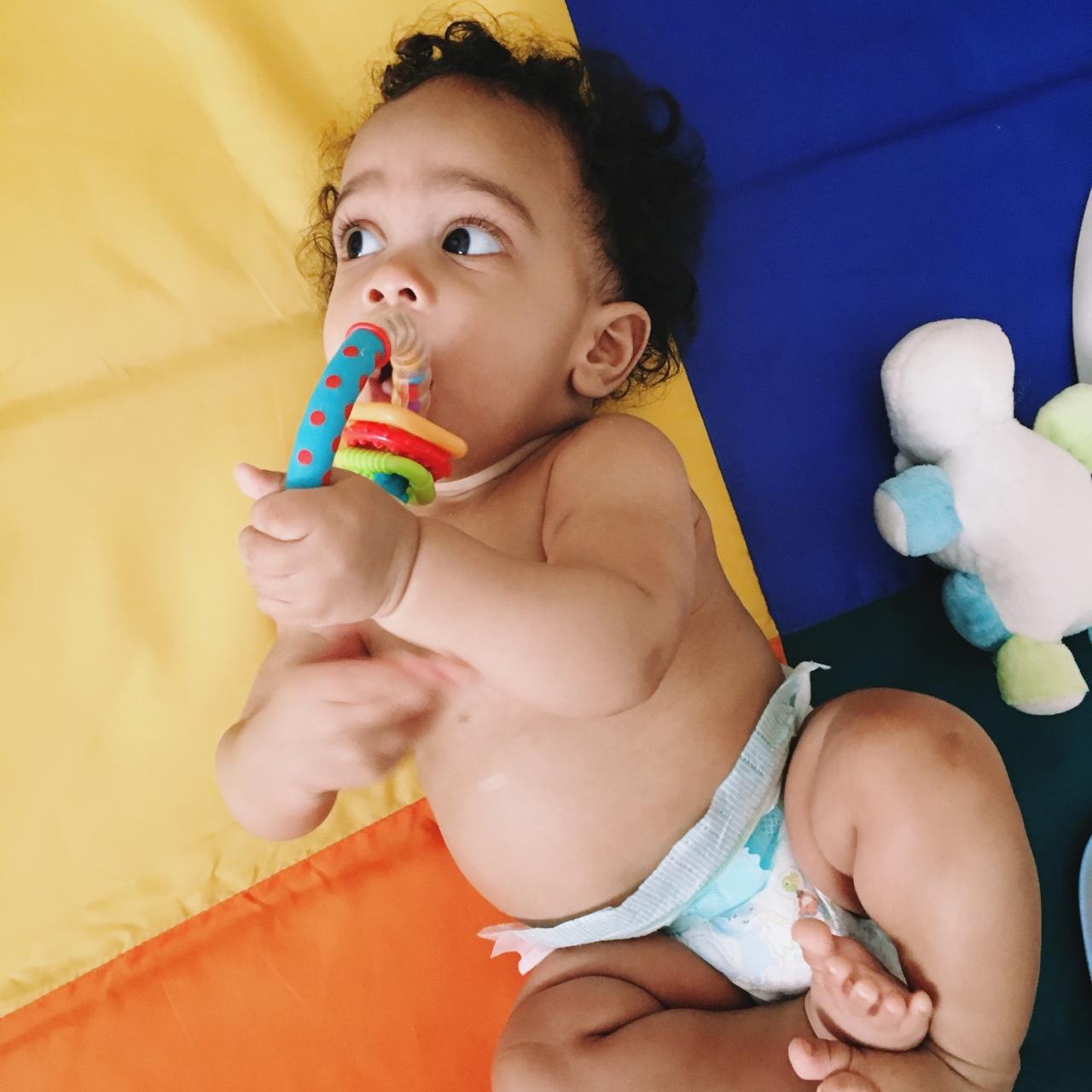 Trysha Gaba - Mon bébé 4