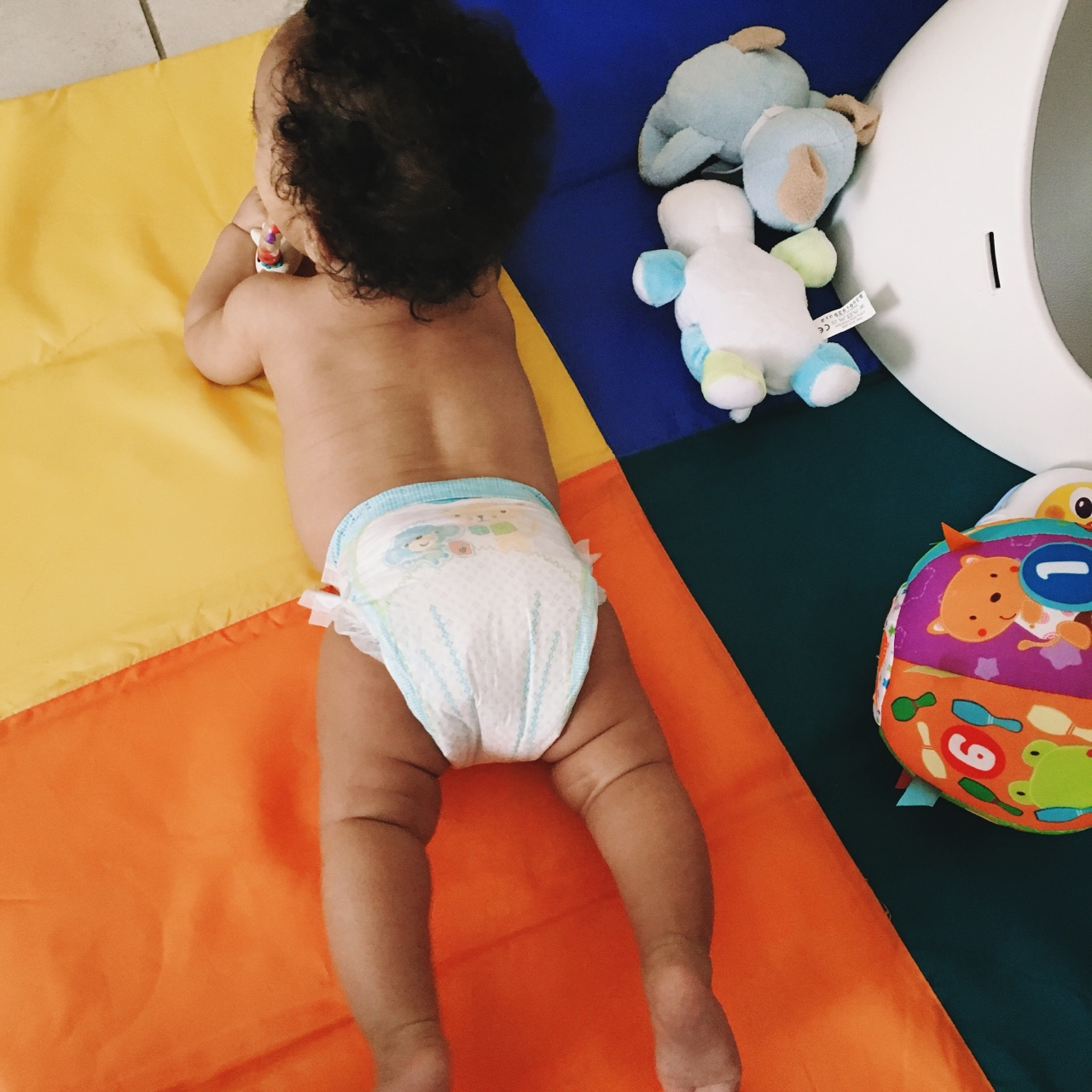 Trysha Gaba - Mon bébé 7