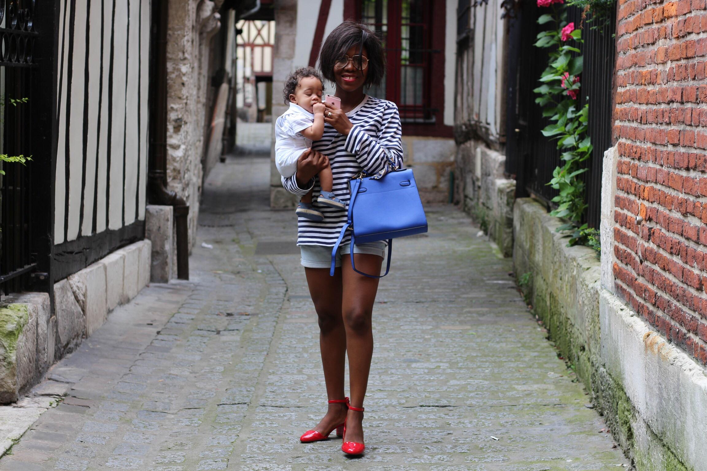 Trysha Gaba - Bien vivre sa maternité 7