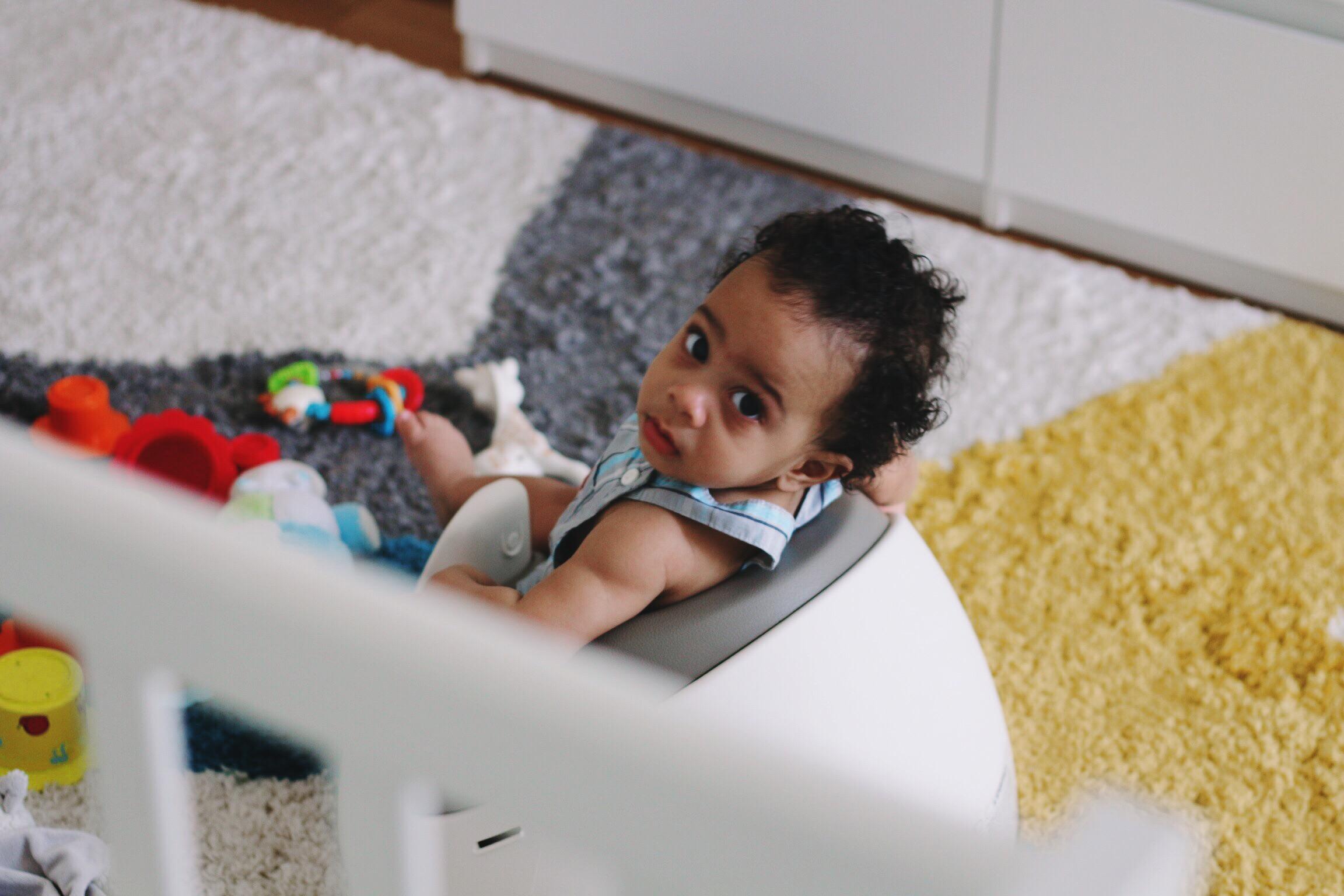 Trysha Gaba - Baby Snug de Mamas & Papas 5