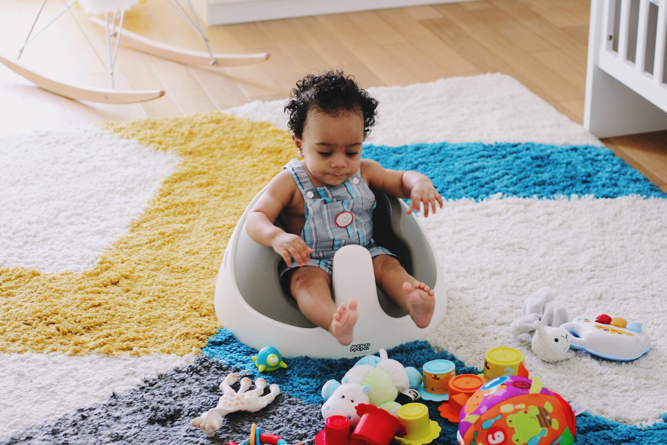 Trysha Gaba - Baby Snug de Mamas & Papas 7