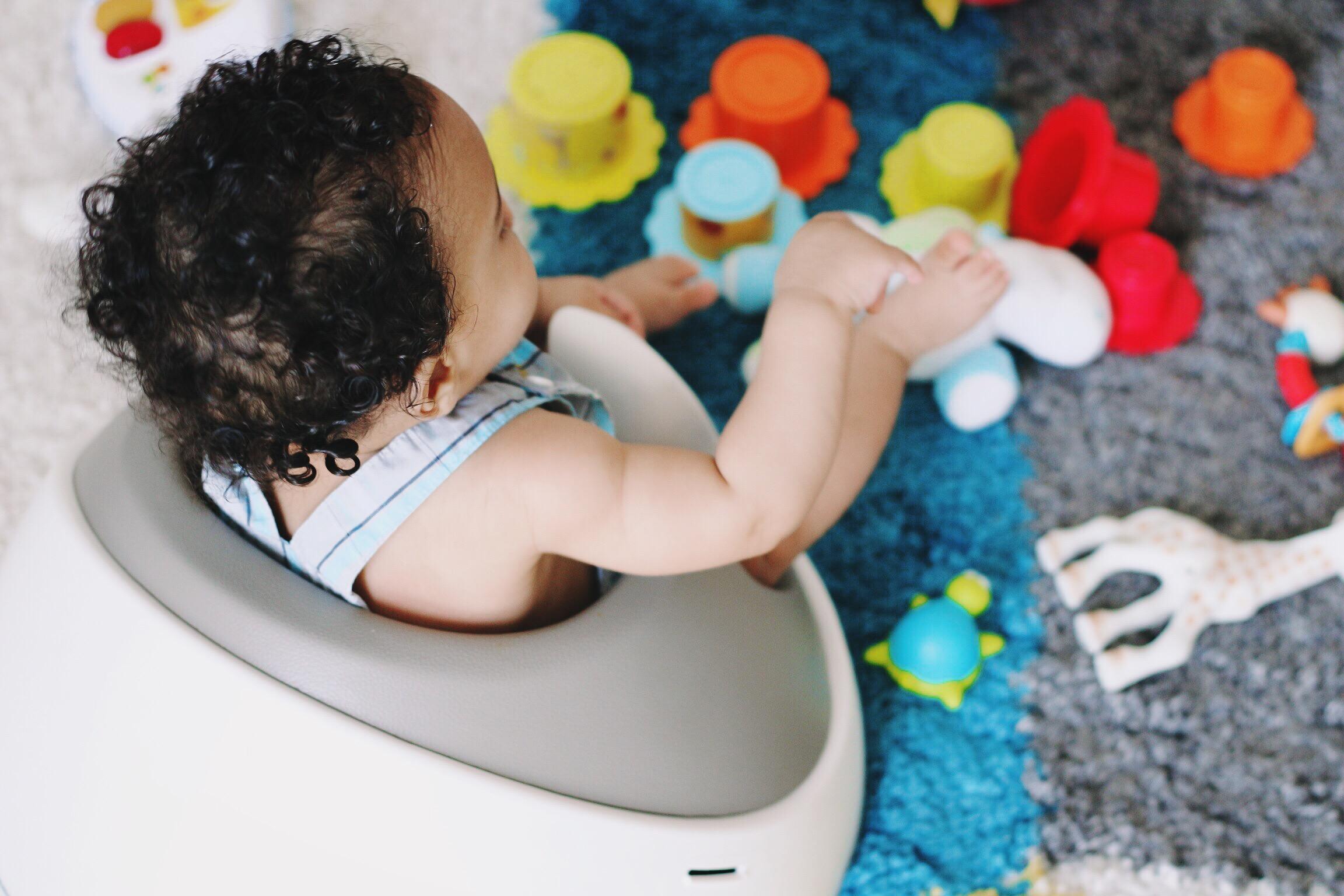 Trysha Gaba - Baby Snug de Mamas & Papas 9