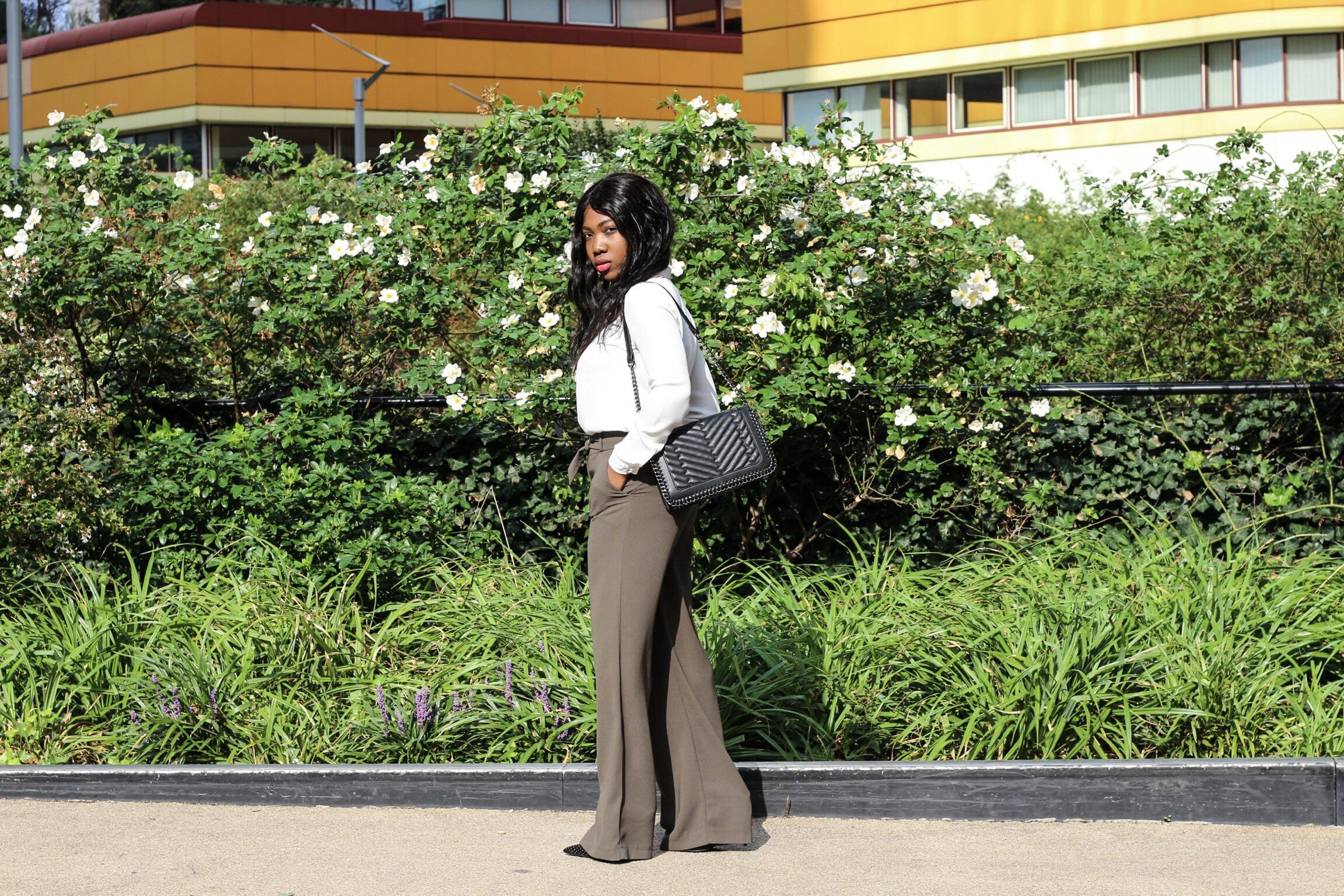 Trysha Gaba - Back to work 7