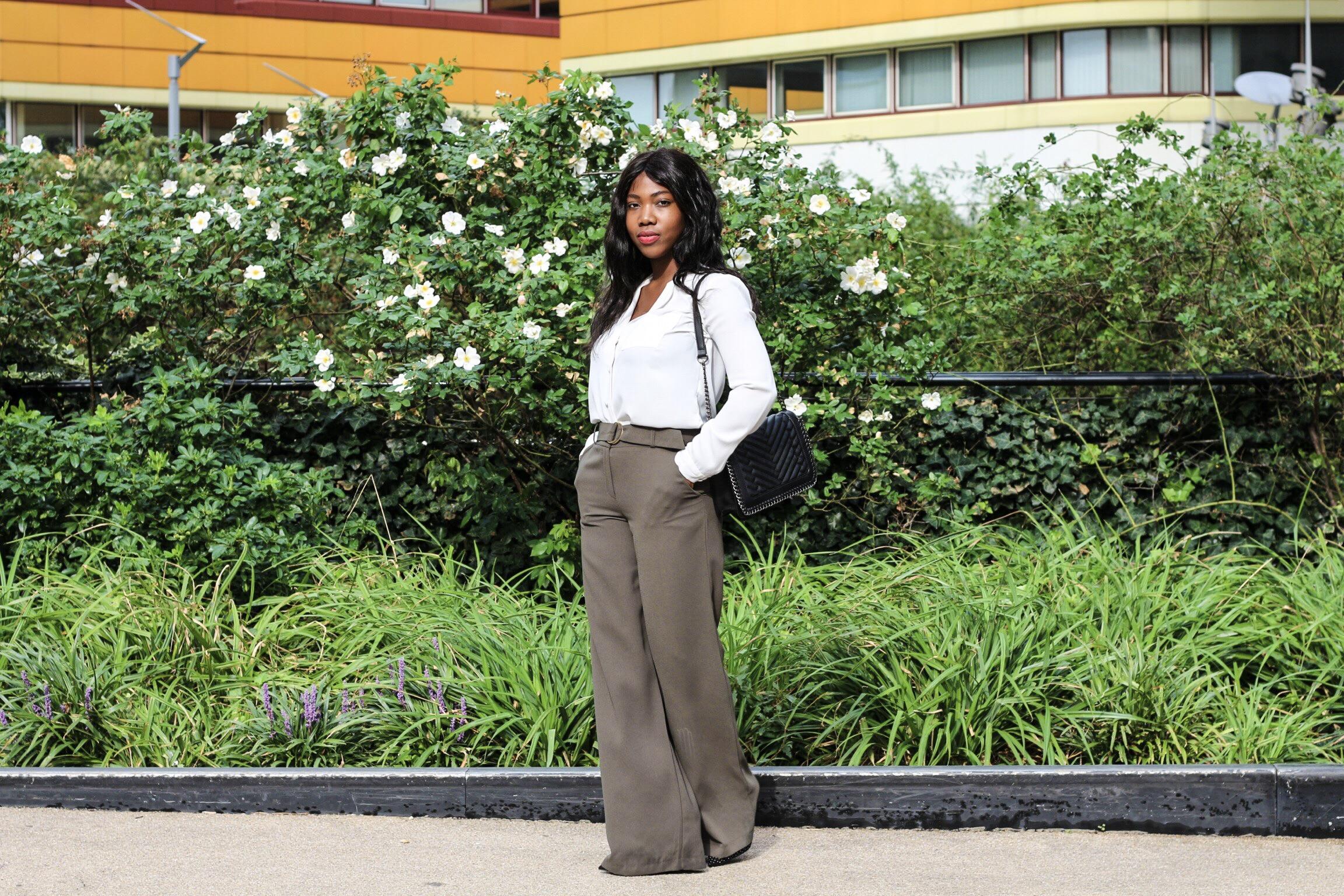 Trysha Gaba - Back to work 5