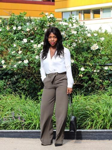 Trysha Gaba - Back to work 3