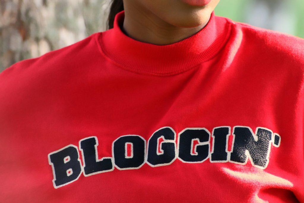 Vous voulez savoir pourquoi je blogue?