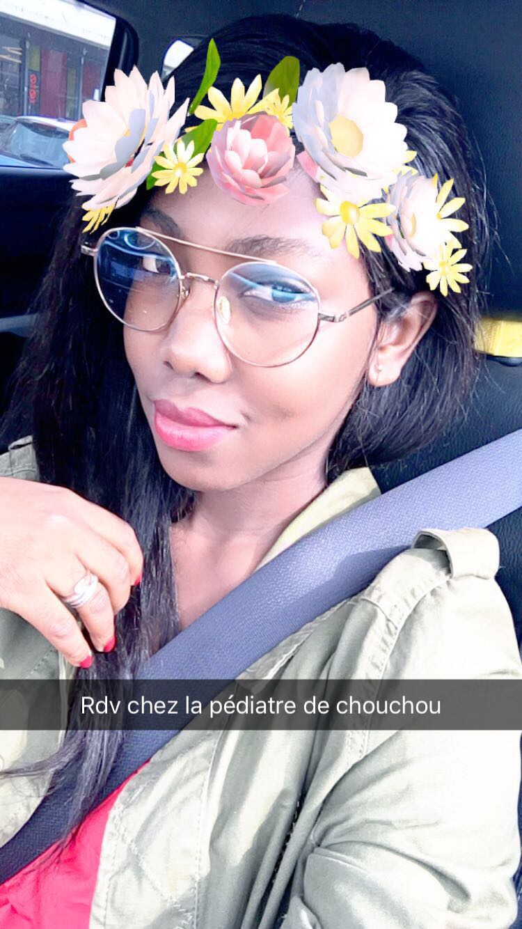 Trysha Gaba - Snapchat stories 8