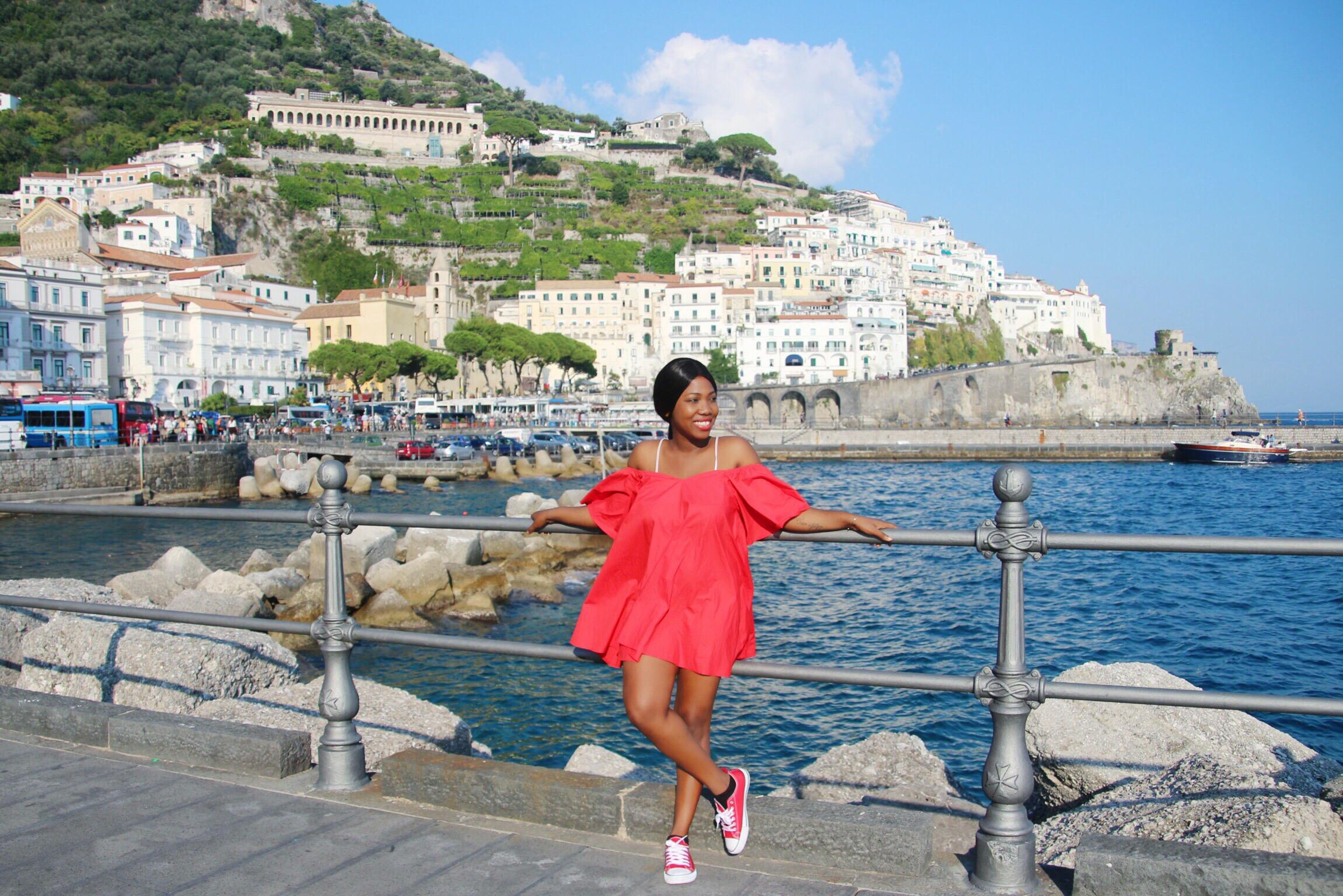 Trysha Gaba -Amalfi baby 3