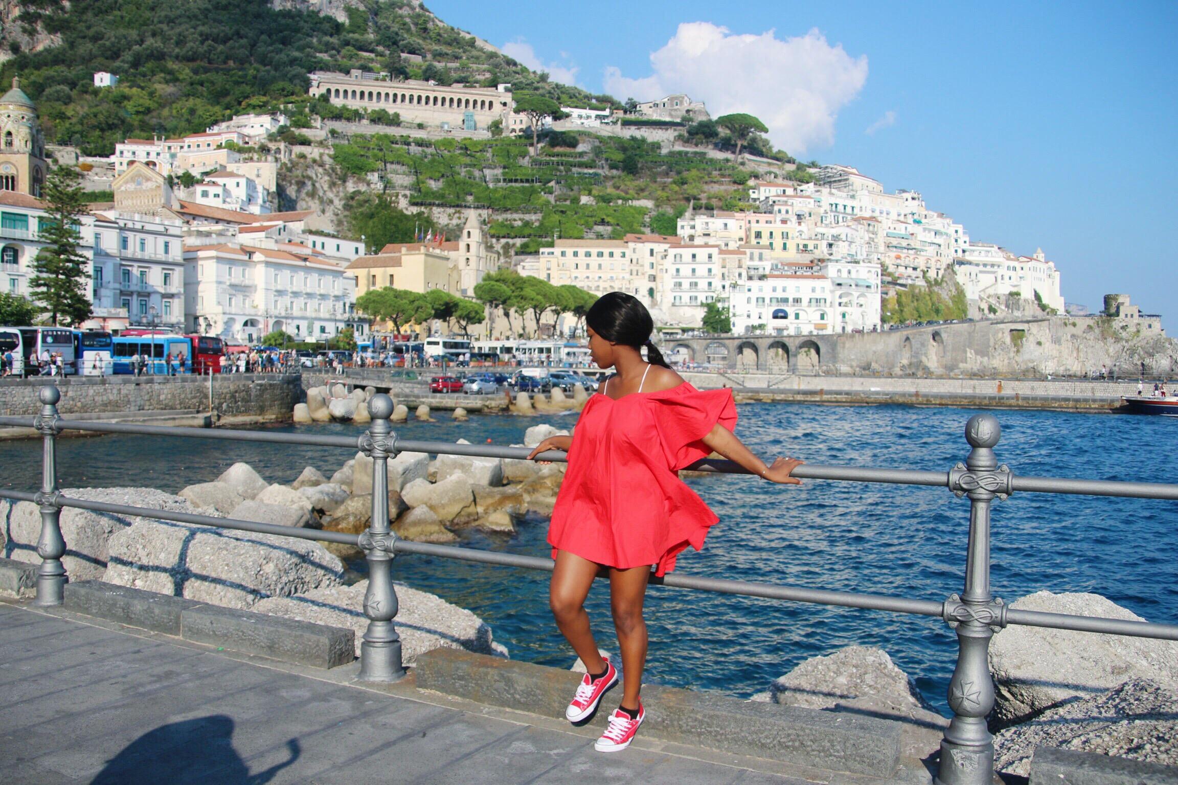 Trysha Gaba -Amalfi baby 2