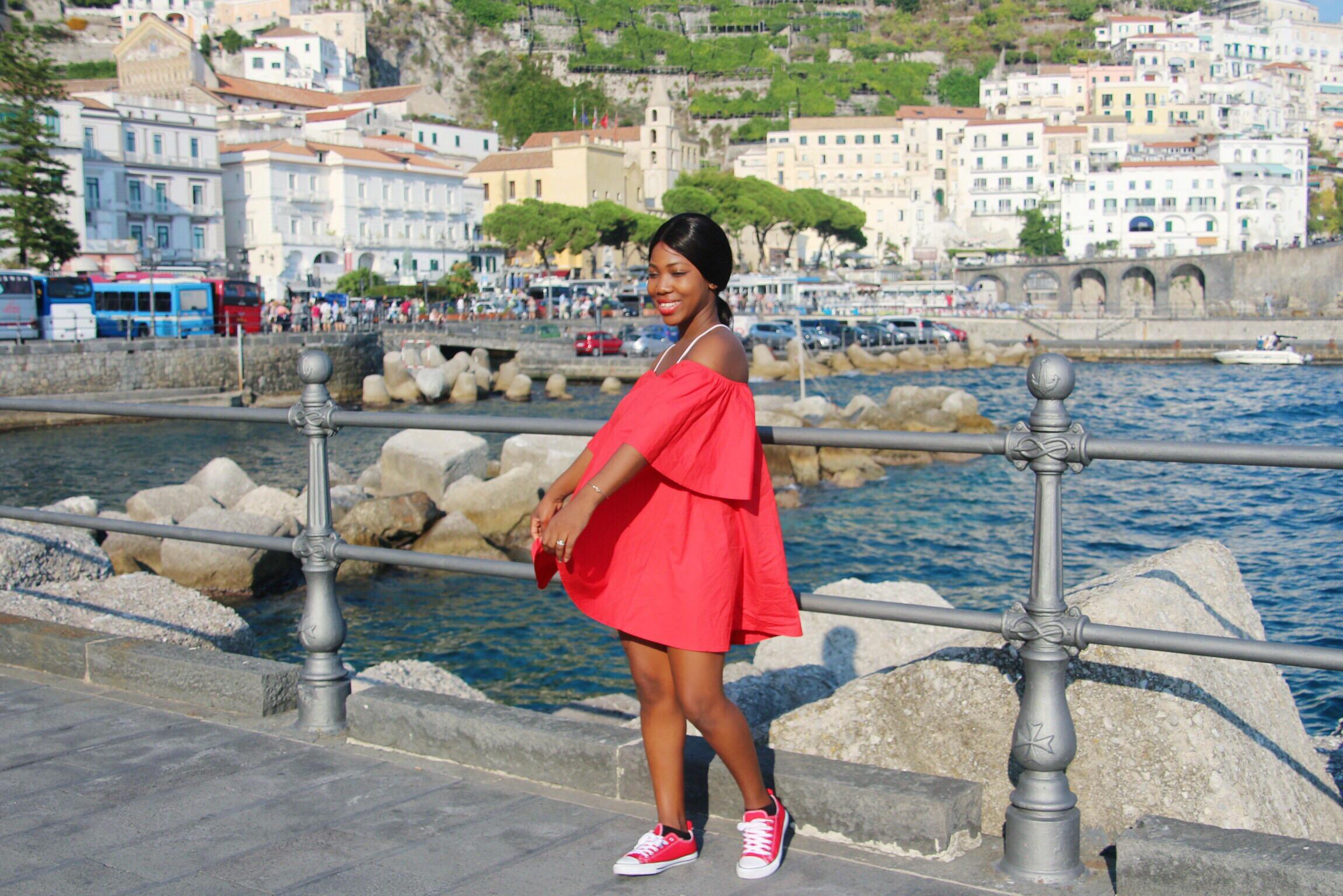 Trysha Gaba -Amalfi baby 5
