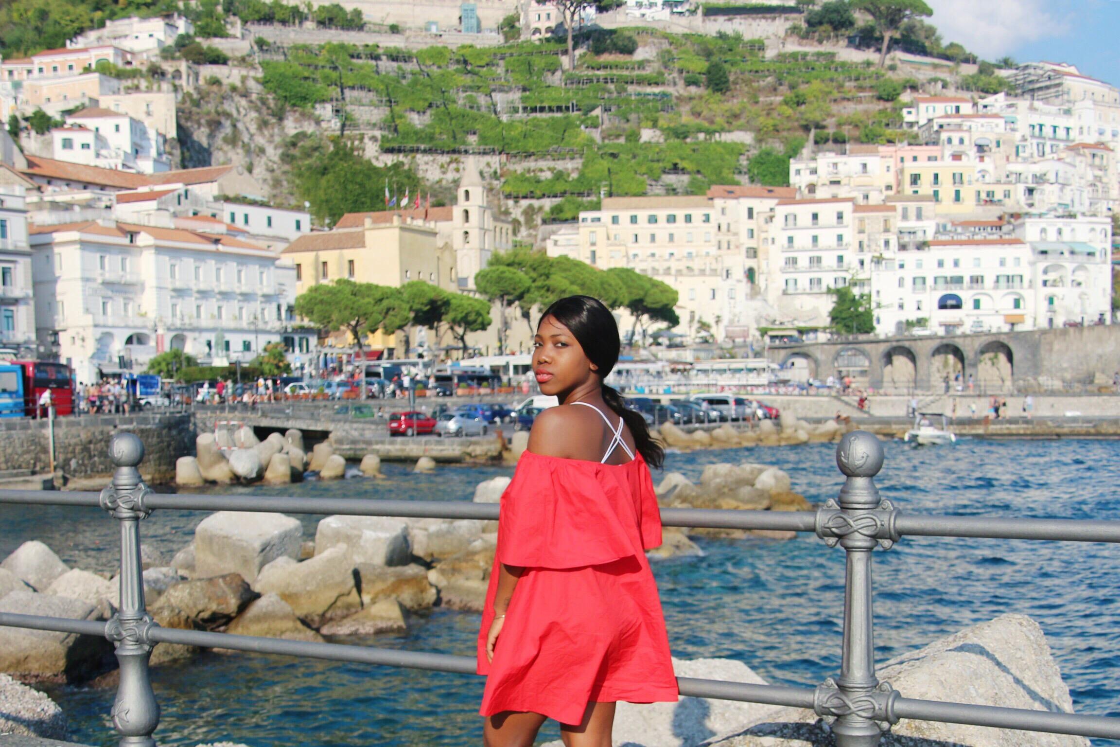 Trysha Gaba -Amalfi baby 1