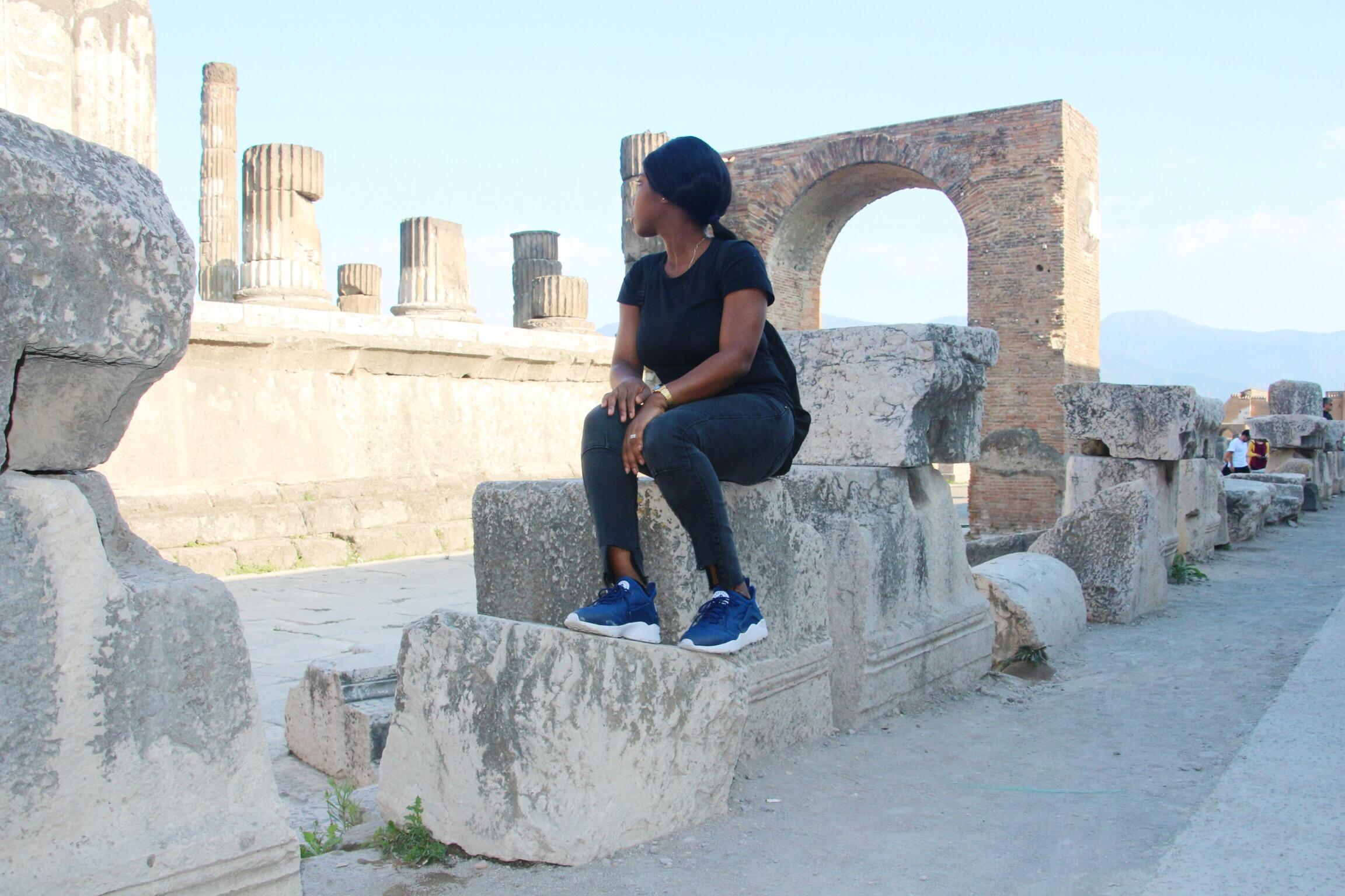 Trysha Gaba - Naples & Pompéi 1