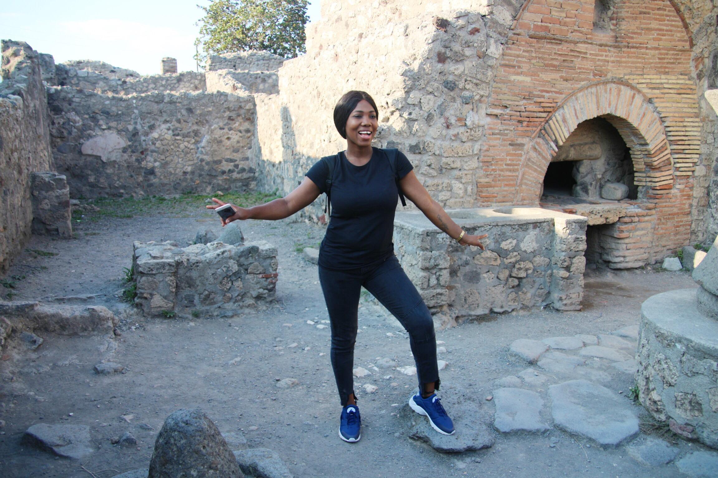Trysha Gaba - Naples & Pompéi 12