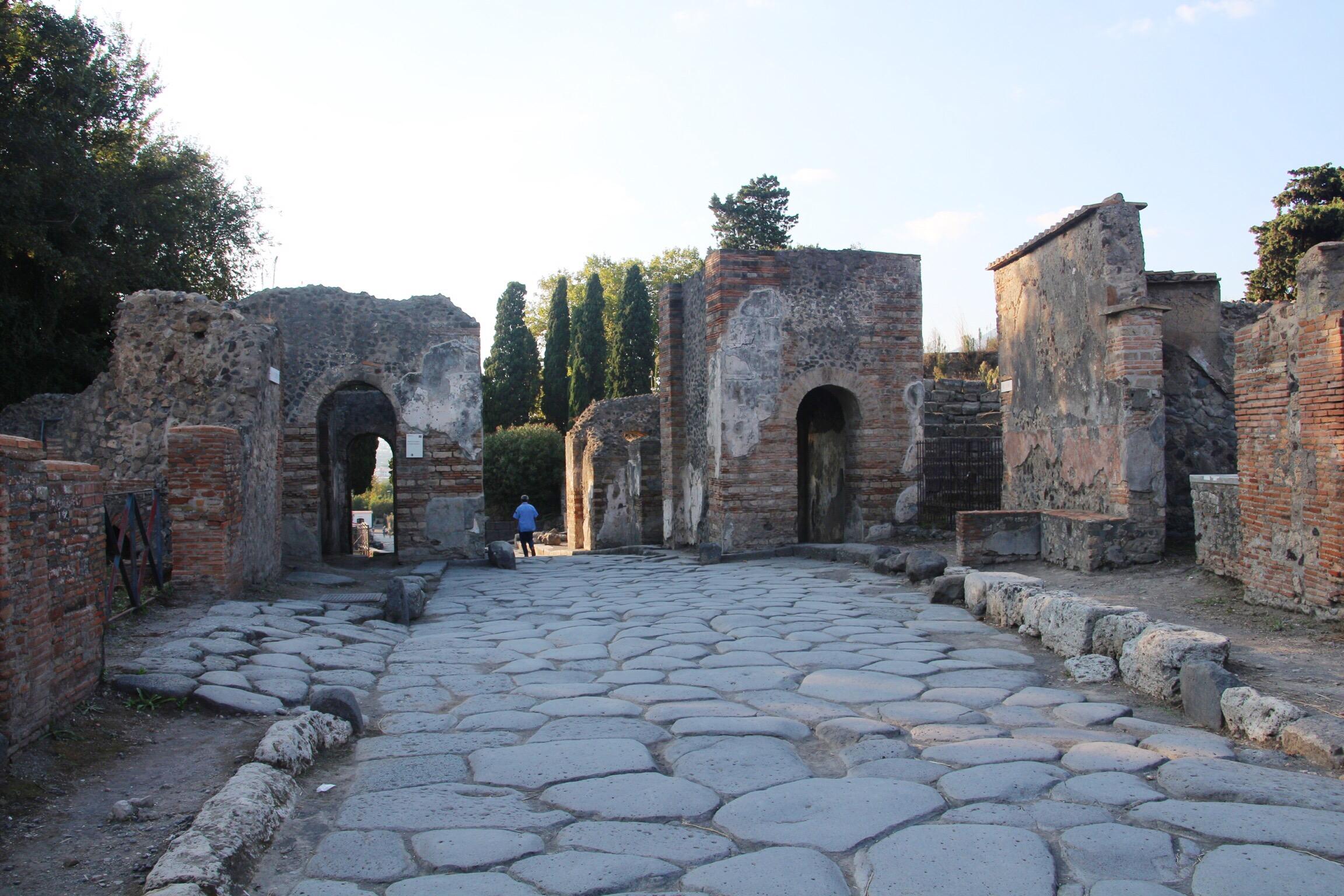 Trysha Gaba - Naples & Pompéi 20
