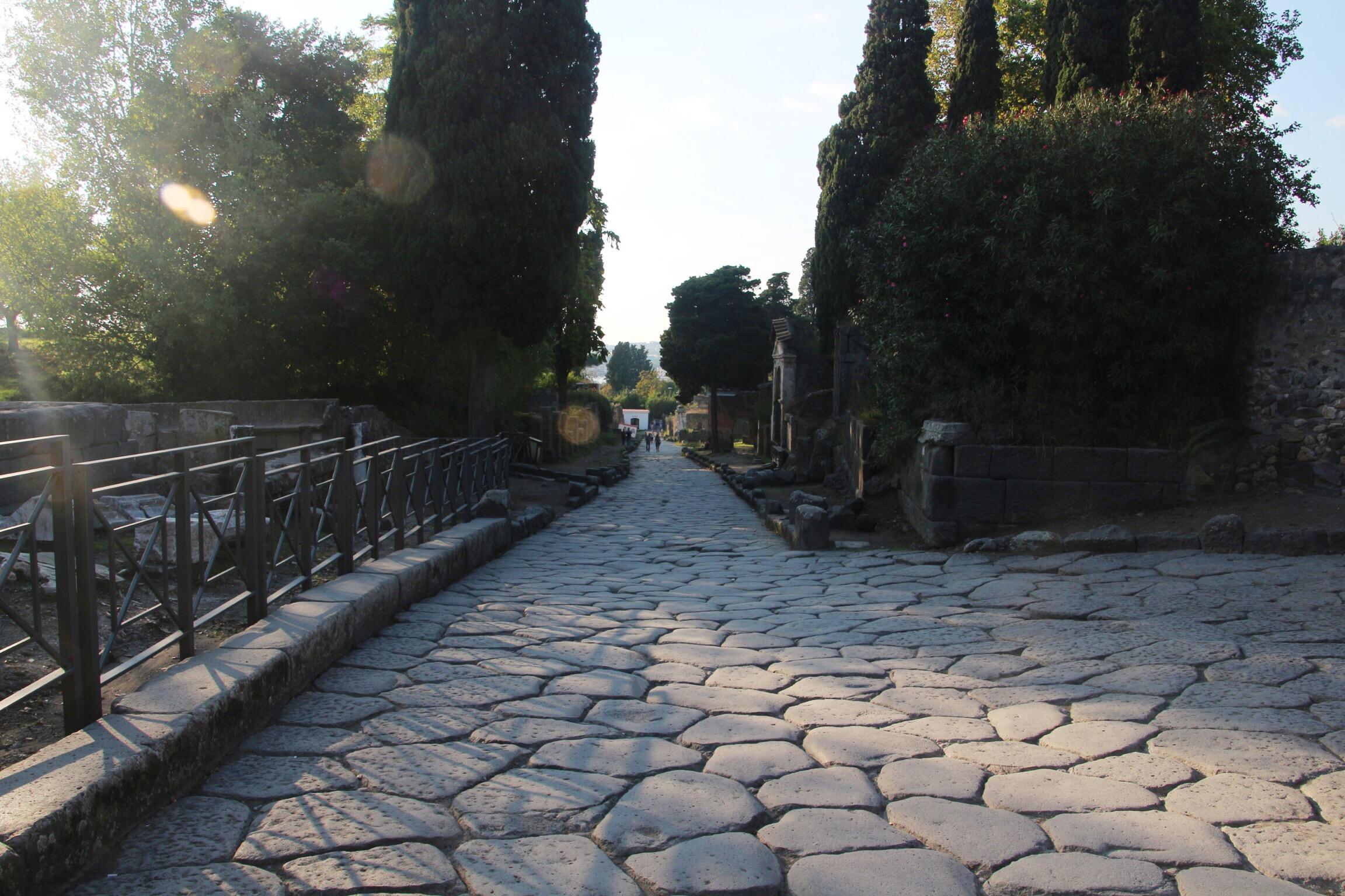 Trysha Gaba - Naples & Pompéi 14