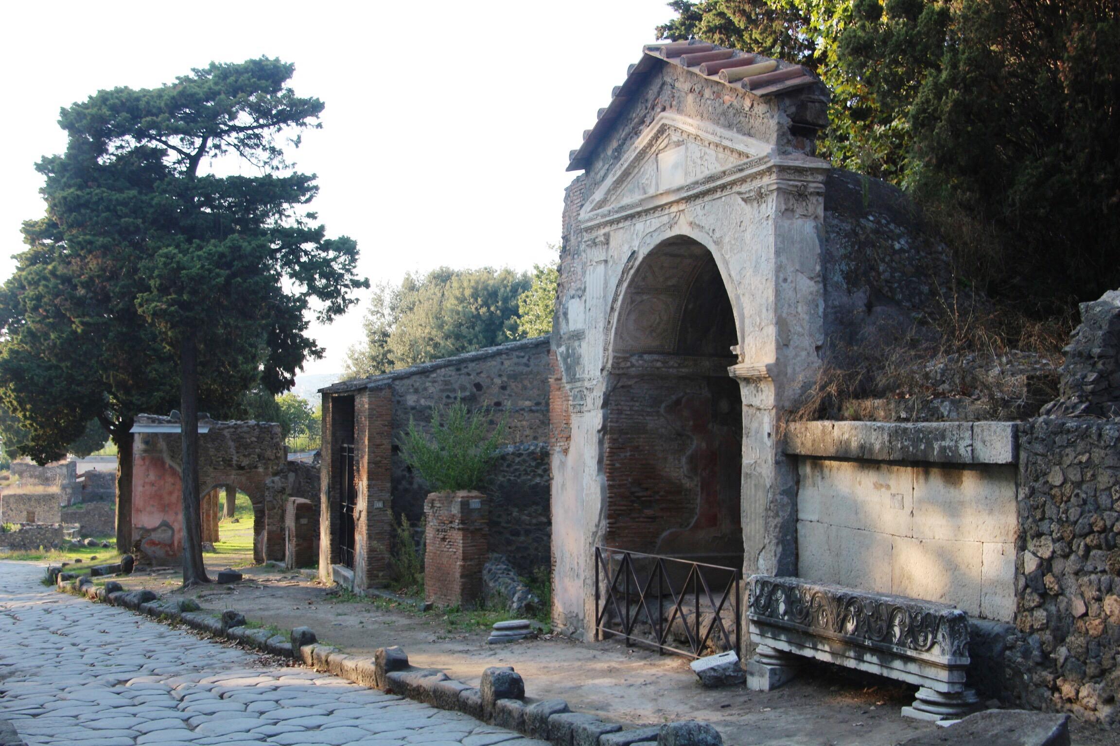 Trysha Gaba - Naples & Pompéi 17