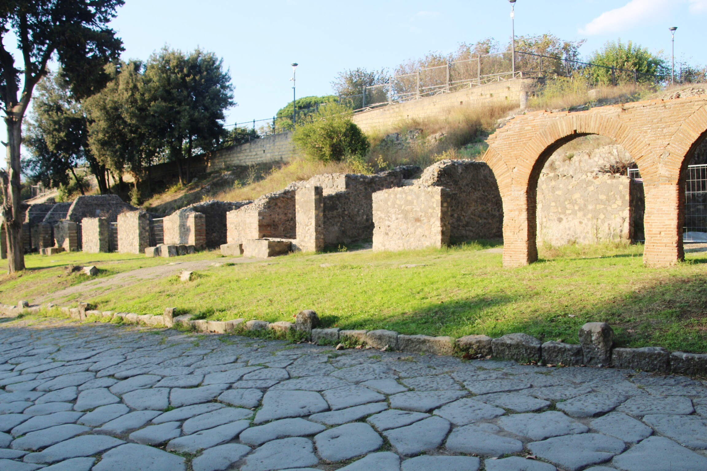 Trysha Gaba - Naples & Pompéi 16