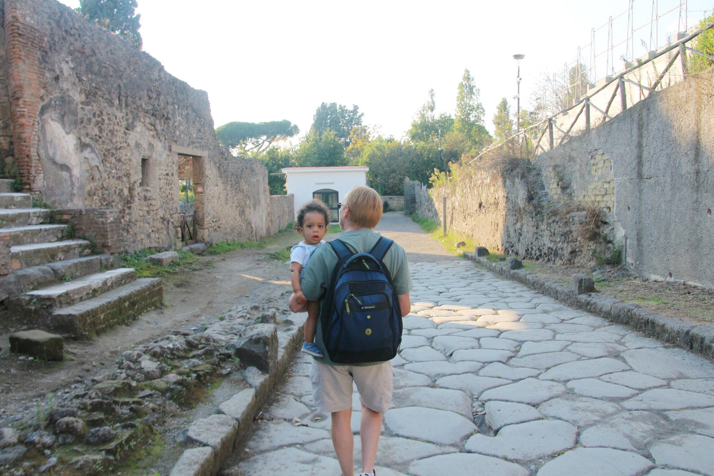 Trysha Gaba - Naples & Pompéi 11