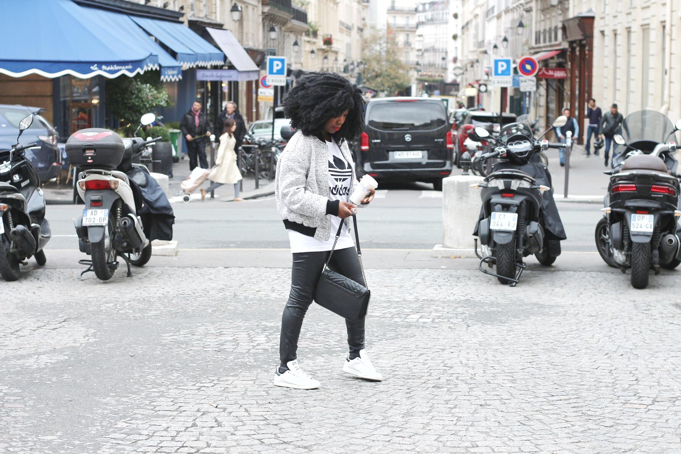 Trysha Gaba - Casual in Adidas 6