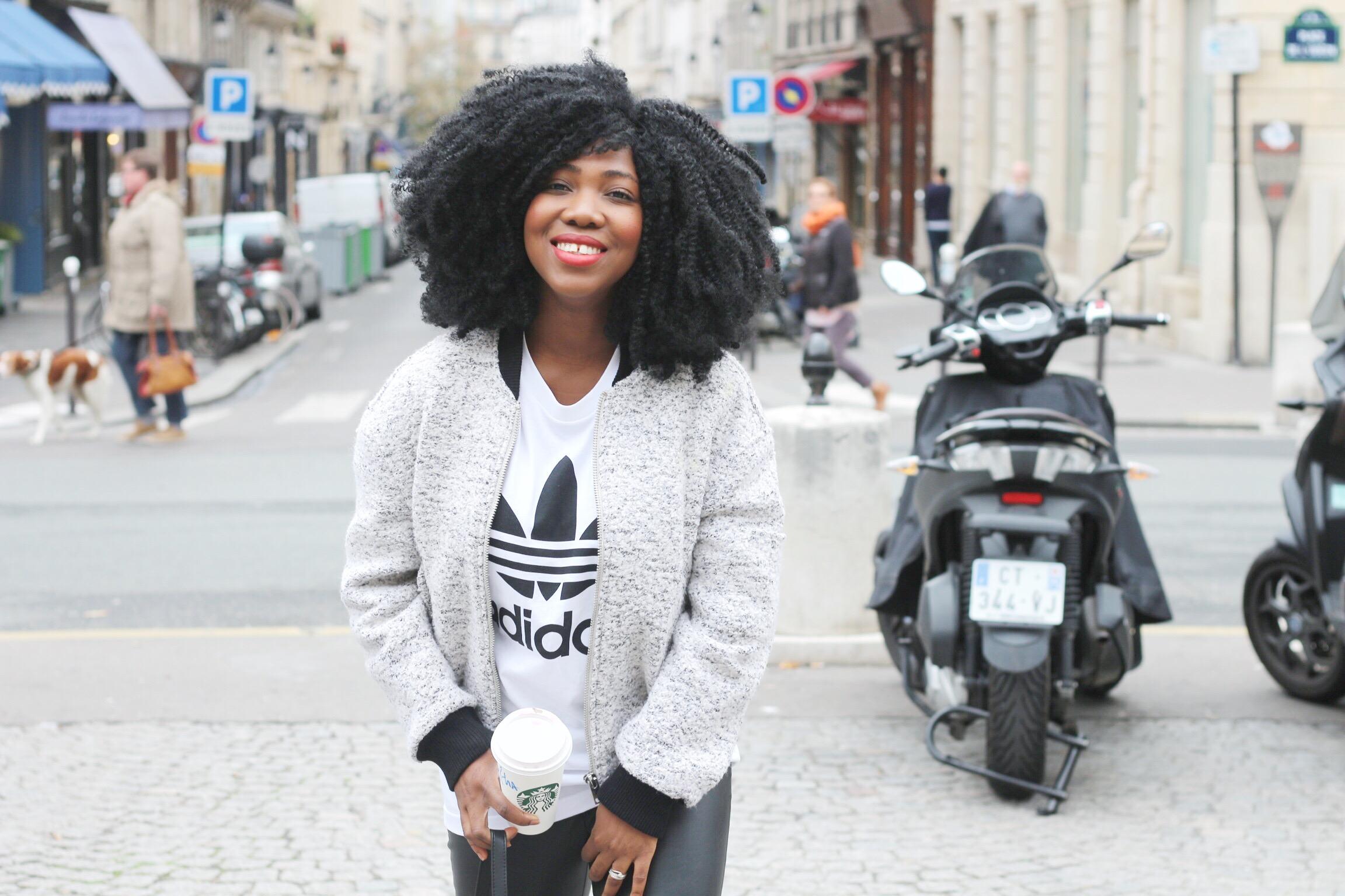 Trysha Gaba - Casual in Adidas 7