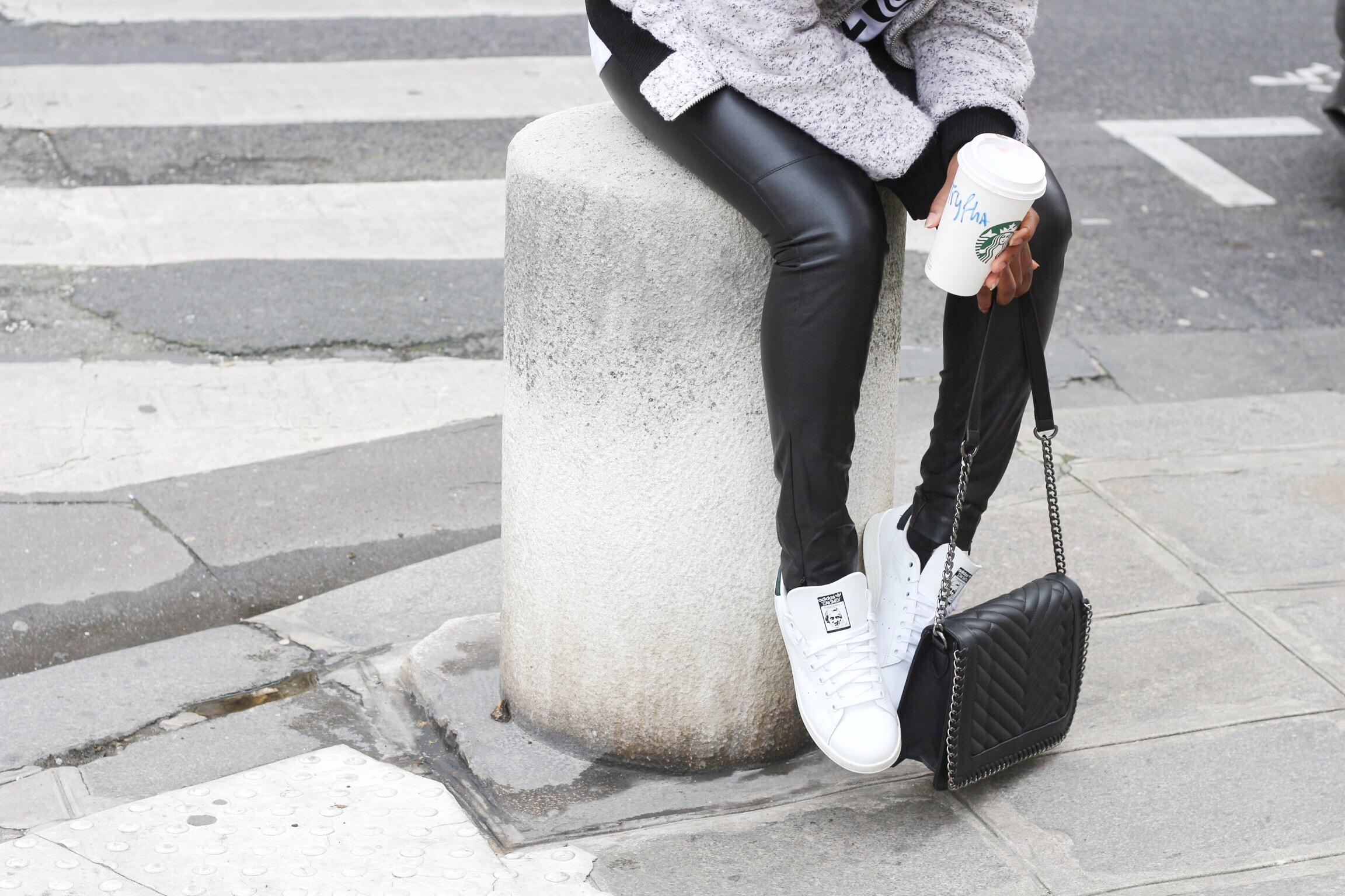 Trysha Gaba - Casual in Adidas 11