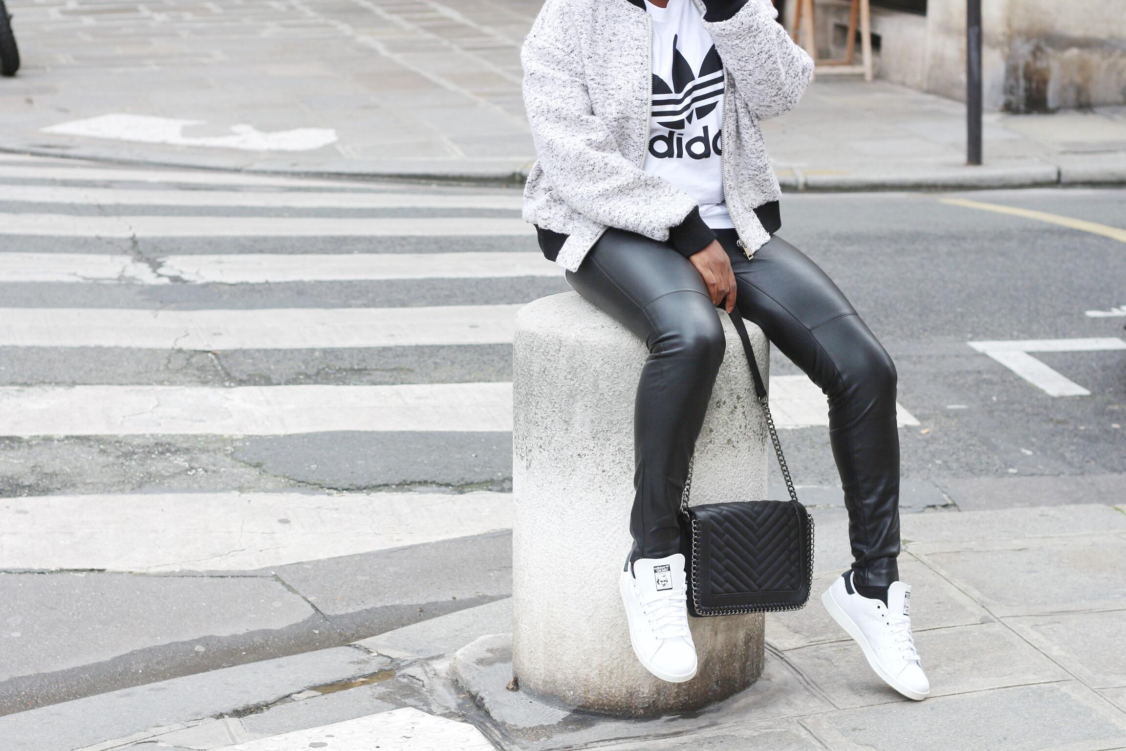 Trysha Gaba - Casual in Adidas 4
