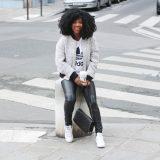 Trysha Gaba - Casual in Adidas 1