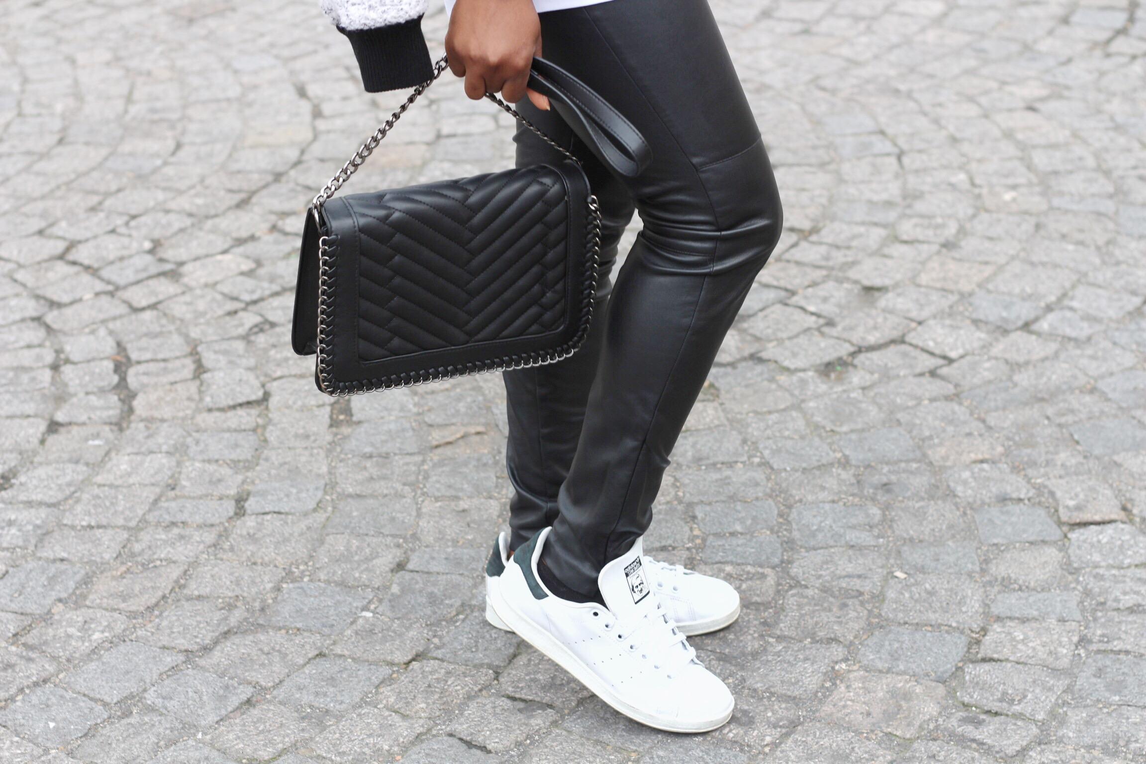 Trysha Gaba - Casual in Adidas 9
