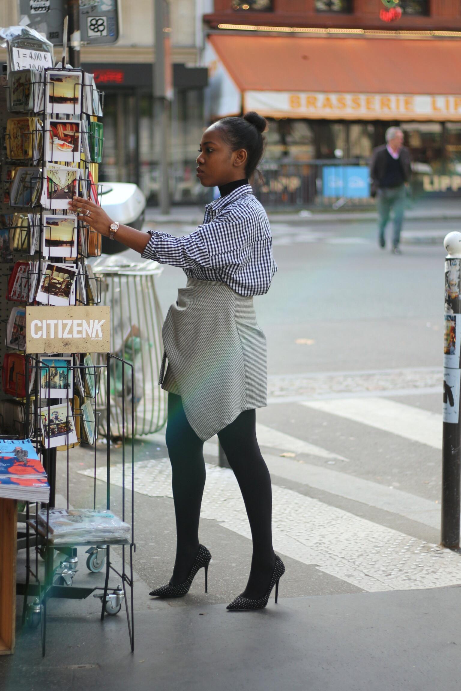Trysha Gaba - A parisian moment 2