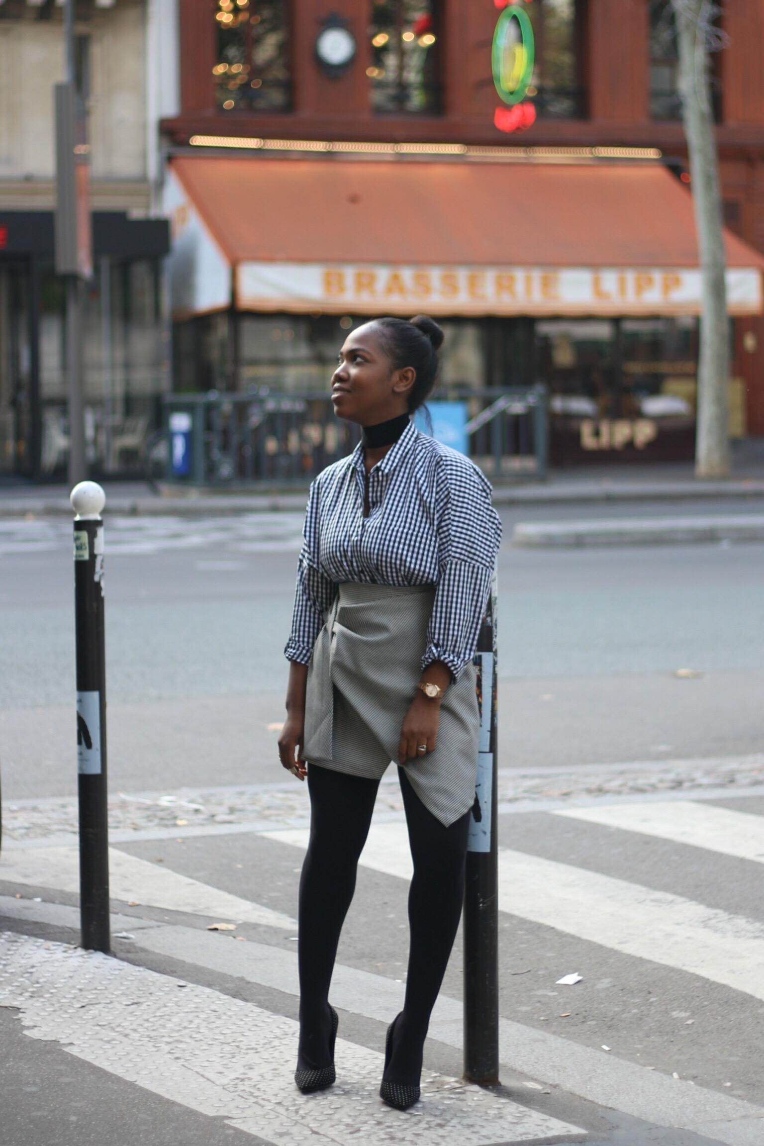 Trysha Gaba - A parisian moment 4