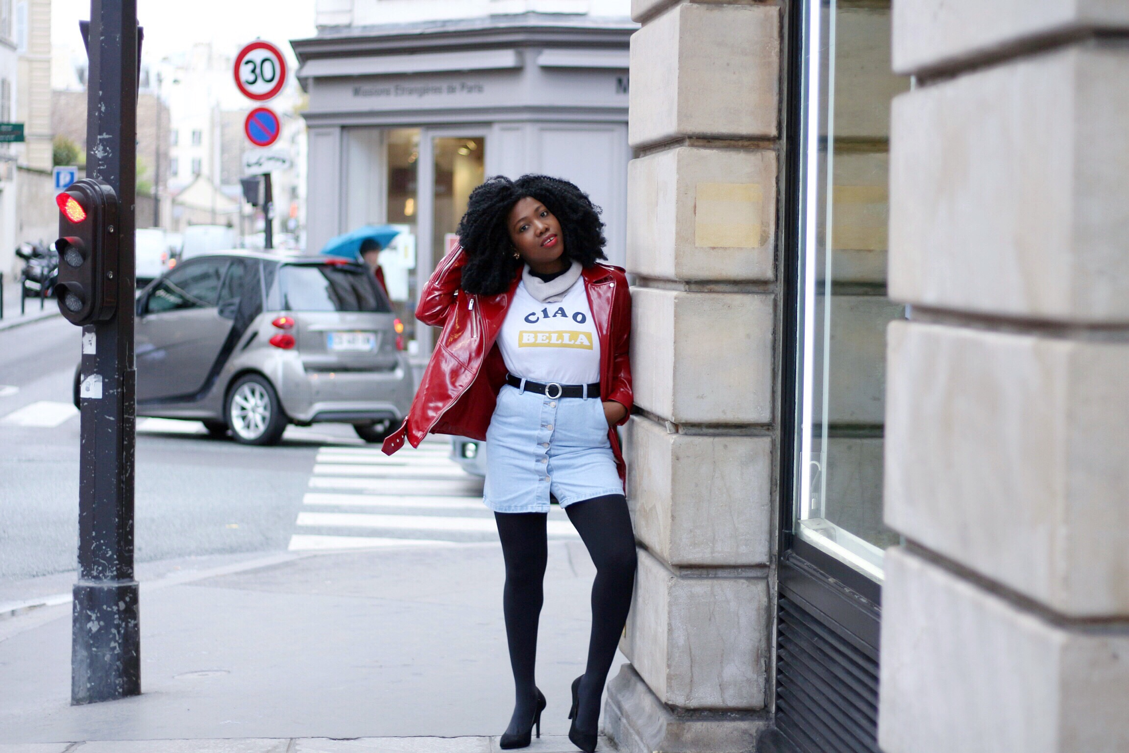 Trysha Gaba - Porter ses vêtements d'été en automne 3