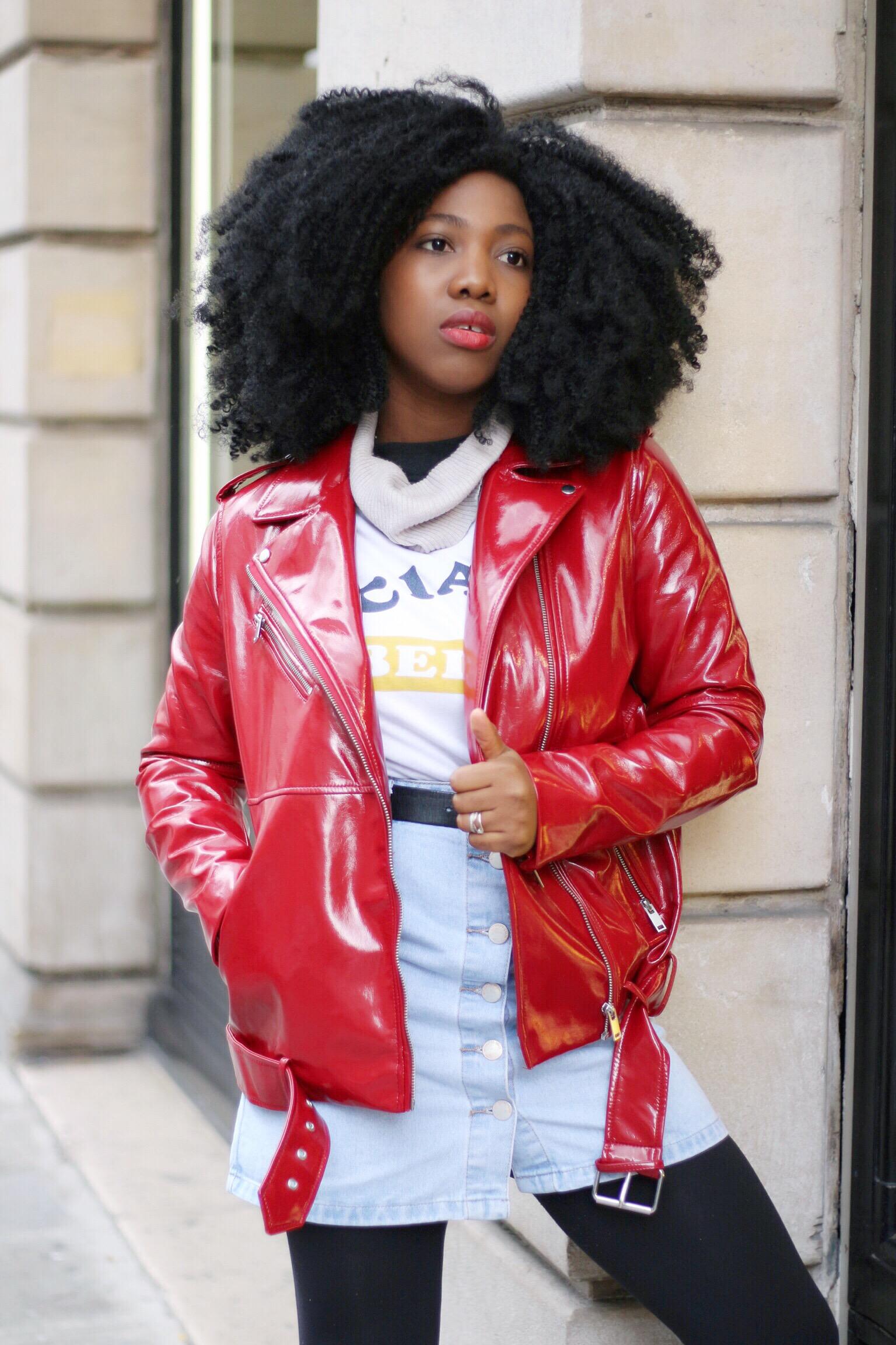 Trysha Gaba - Porter ses vêtements d'été en automne 2