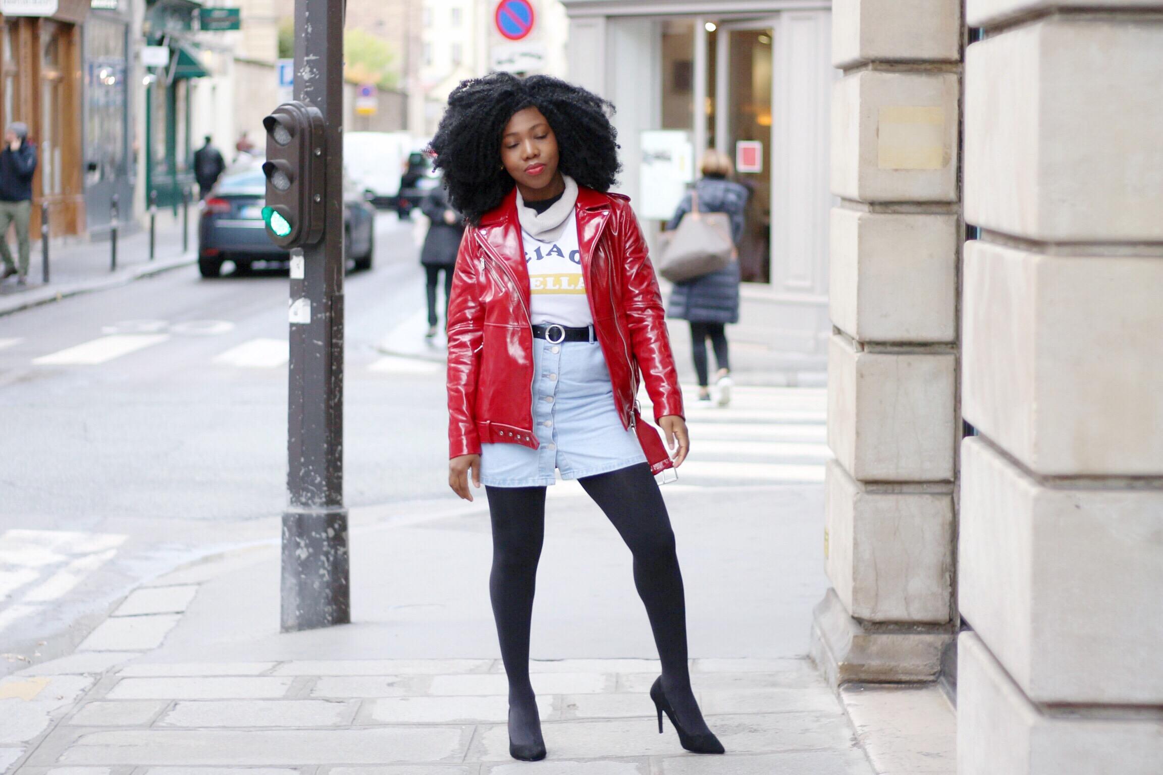 Trysha Gaba - Porter ses vêtements d'été en automne 6