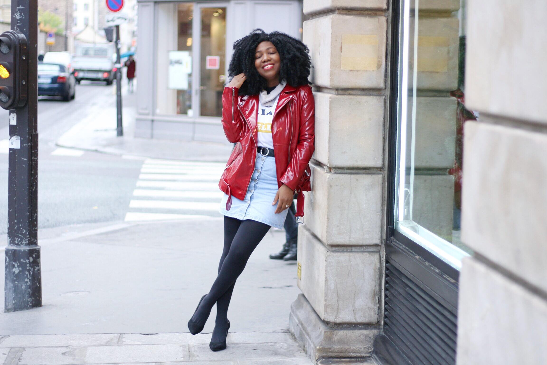 Trysha Gaba - Porter ses vêtements d'été en automne 8