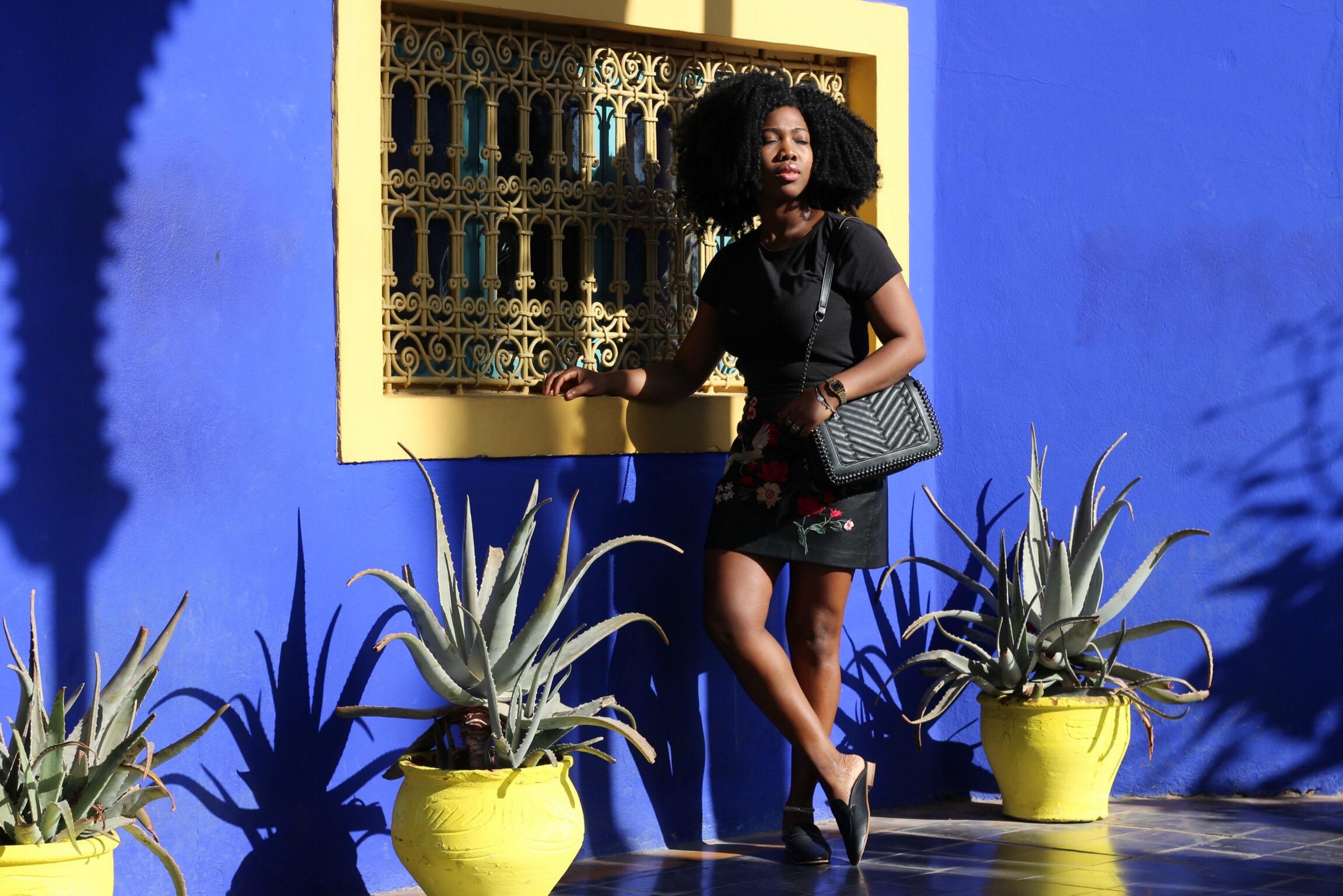 Trysha Gaba - Marrakech Majorelle 2