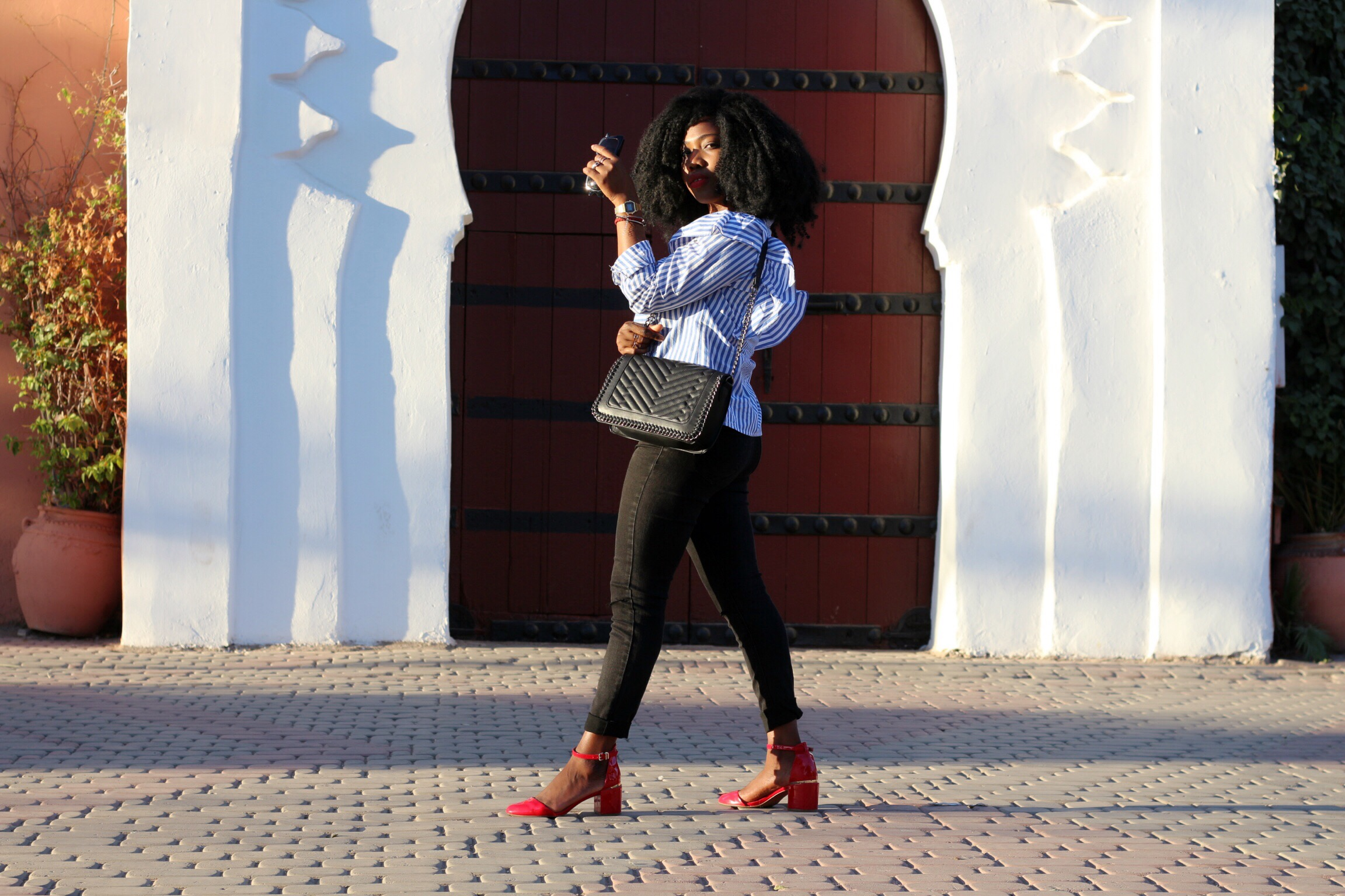 Trysha Gaba - Golden hour in Marrakech 3