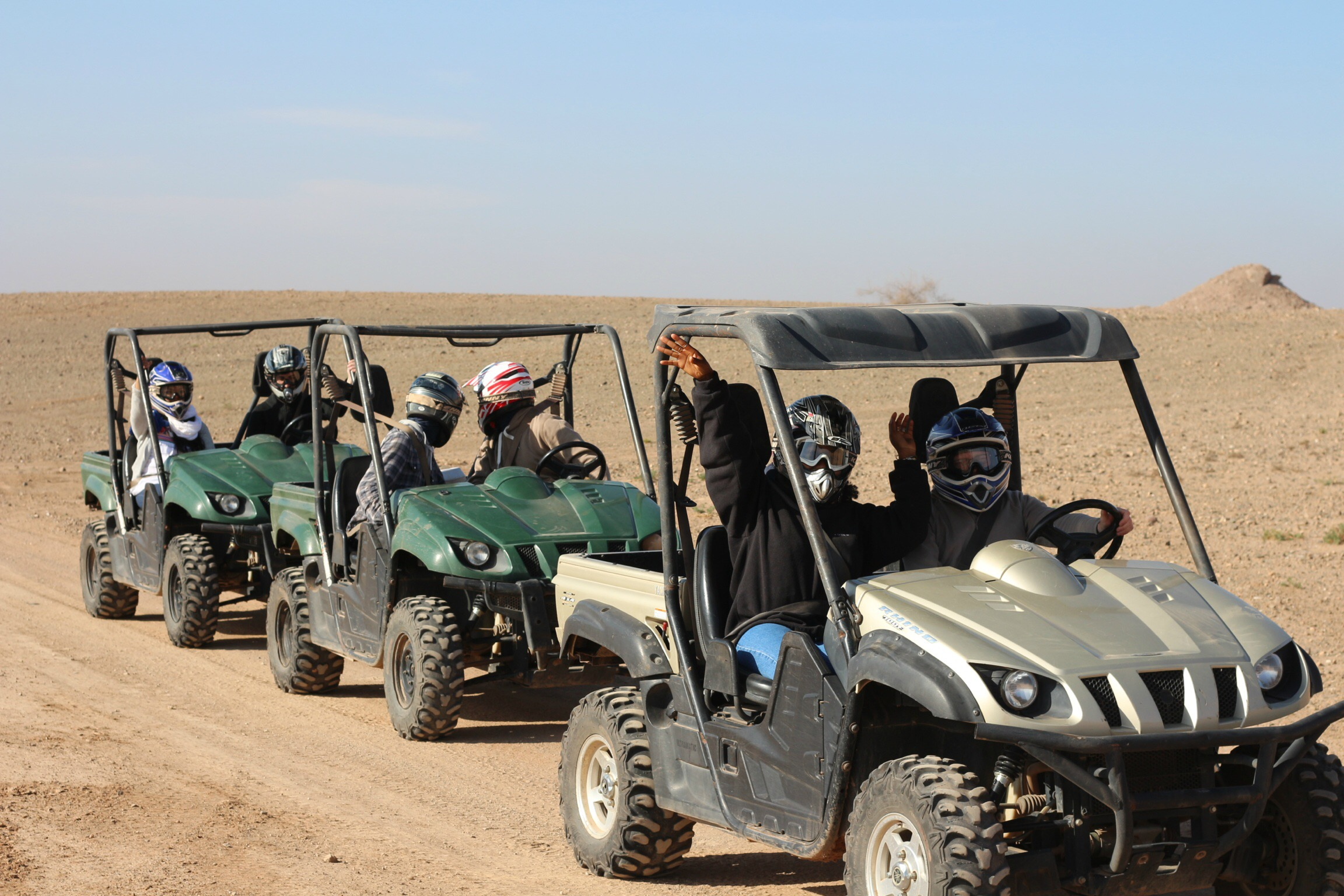 Trysha Gaba - Buggy à Marrakech avec Dunes & Déserts 9