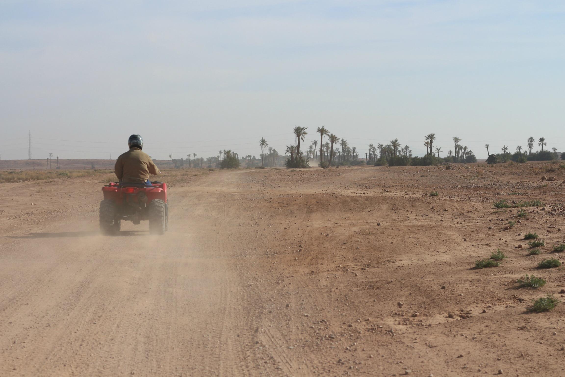 Trysha Gaba - Buggy à Marrakech avec Dunes & Déserts 6