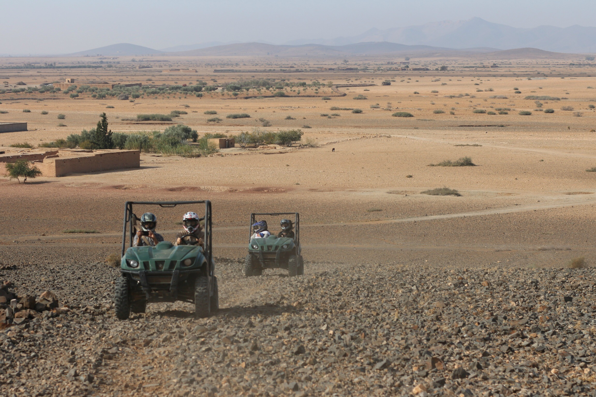 Trysha Gaba - Buggy à Marrakech avec Dunes & Déserts 1