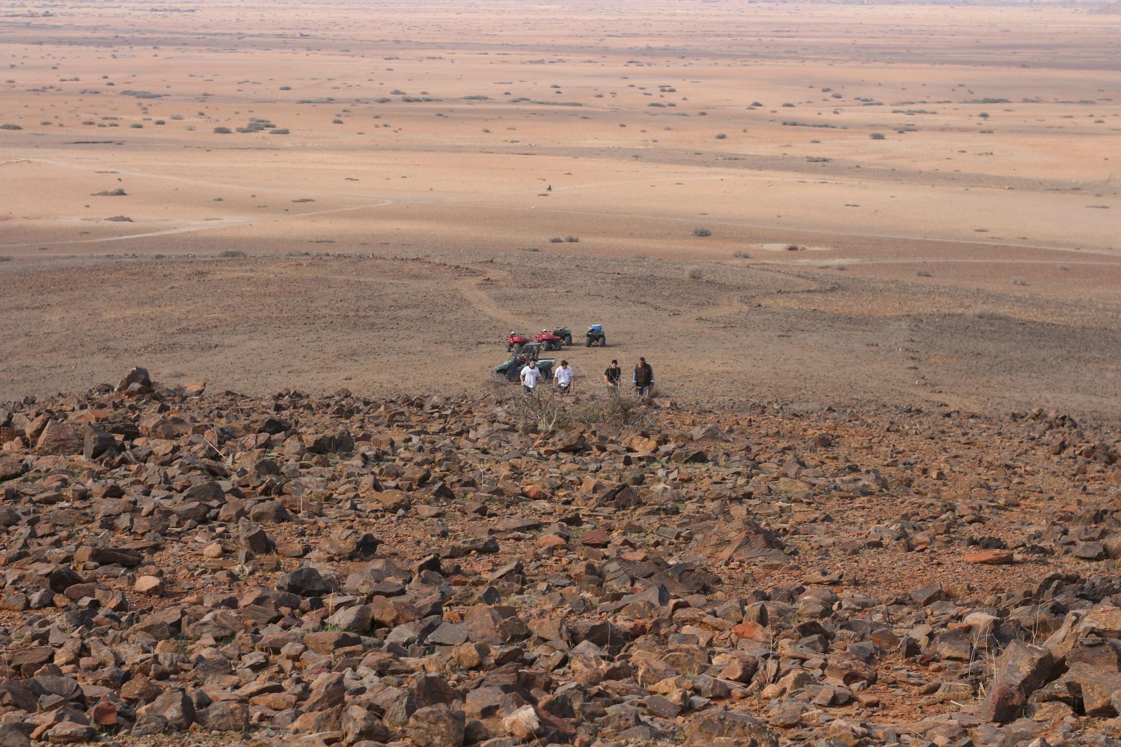 Trysha Gaba - Buggy à Marrakech avec Dunes & Déserts 11