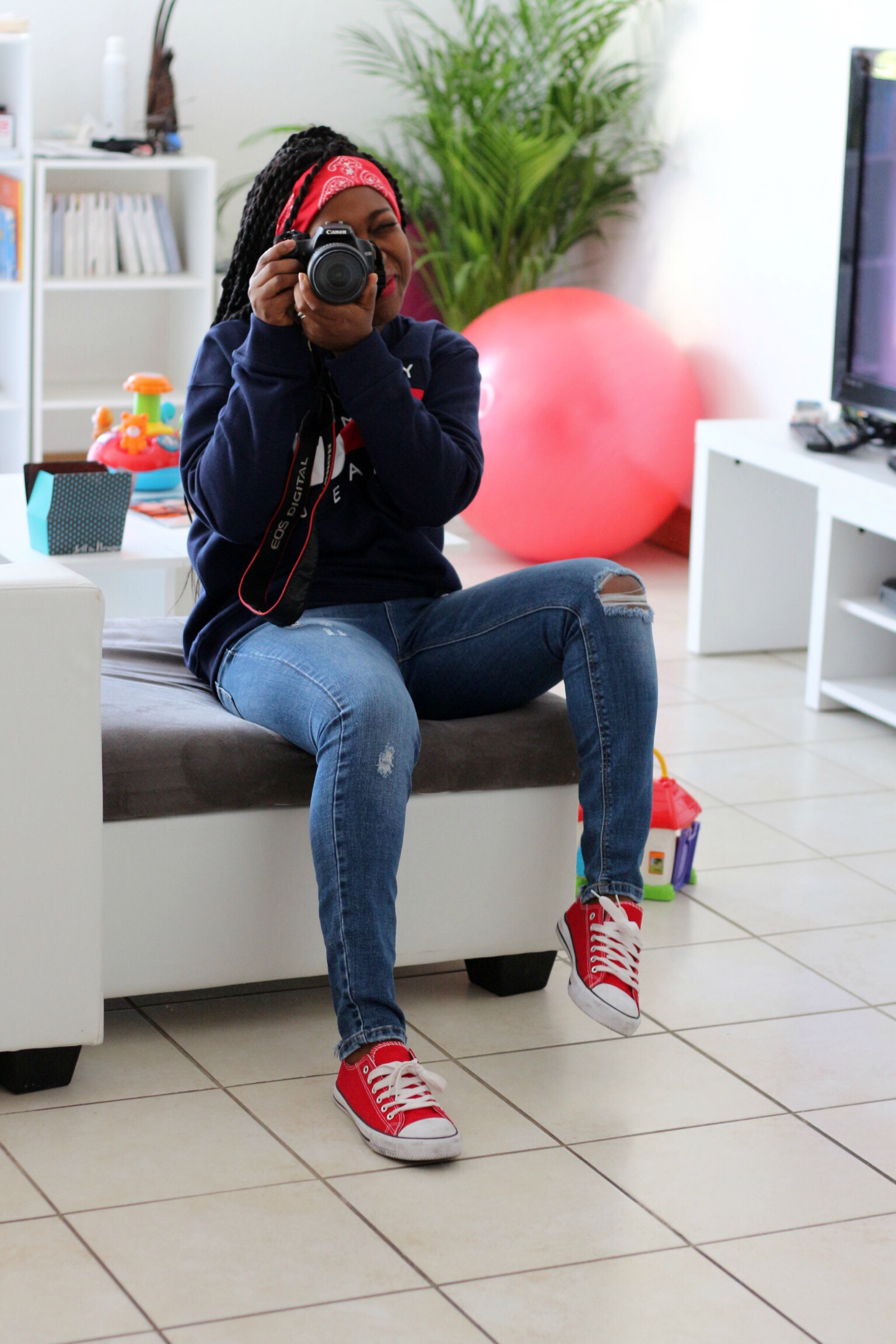 Trysha Gaba - Blogueuse : 90 kids 12